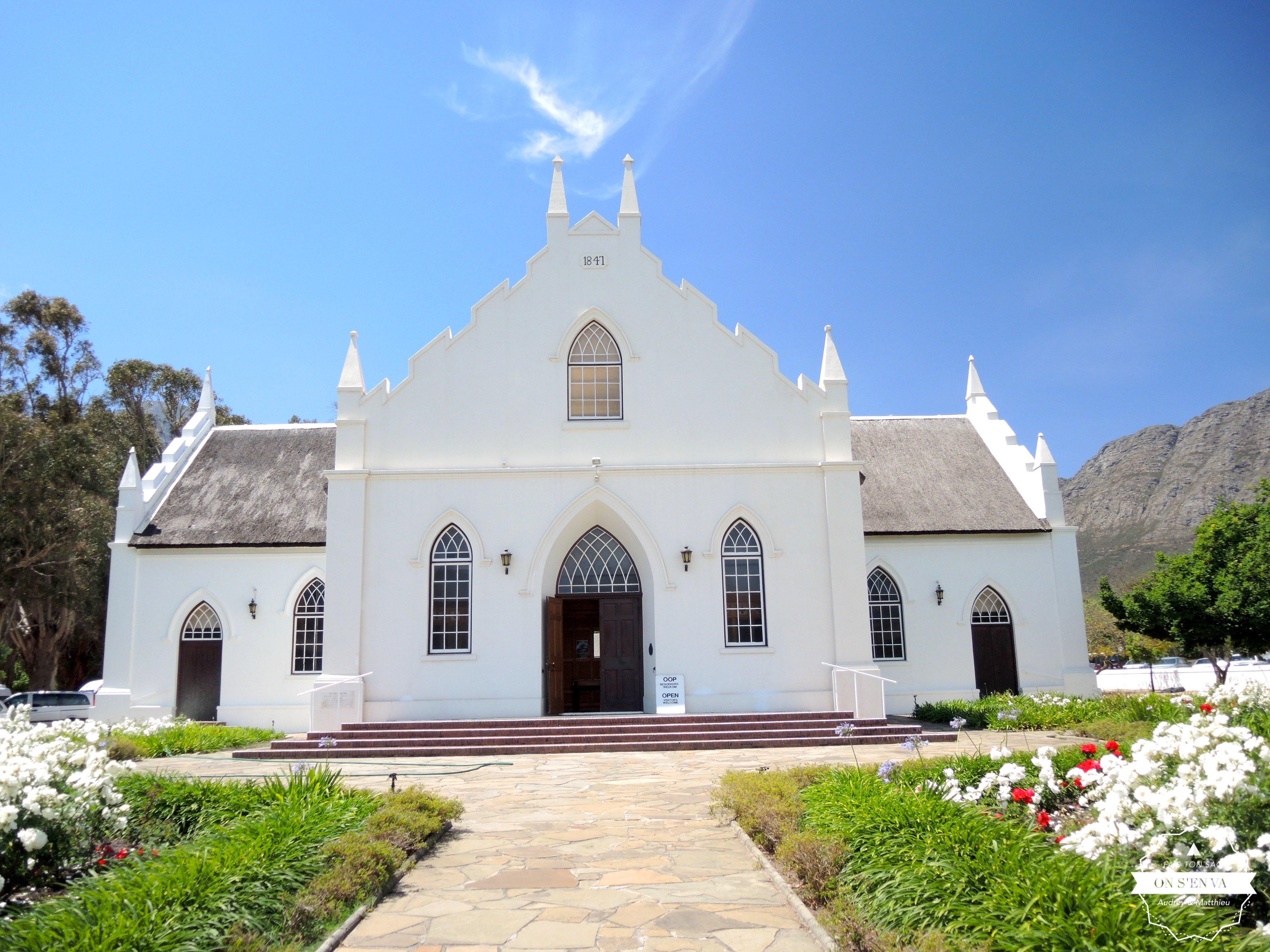 Temple de Franschhoek