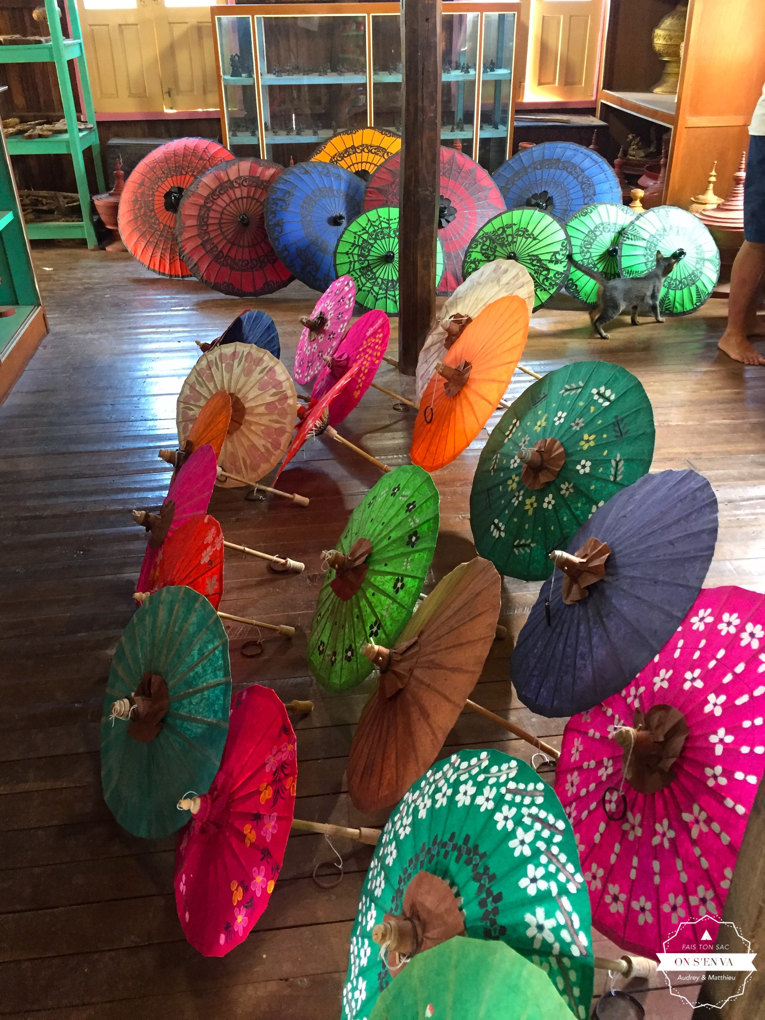 Ateliers d'ombrelles