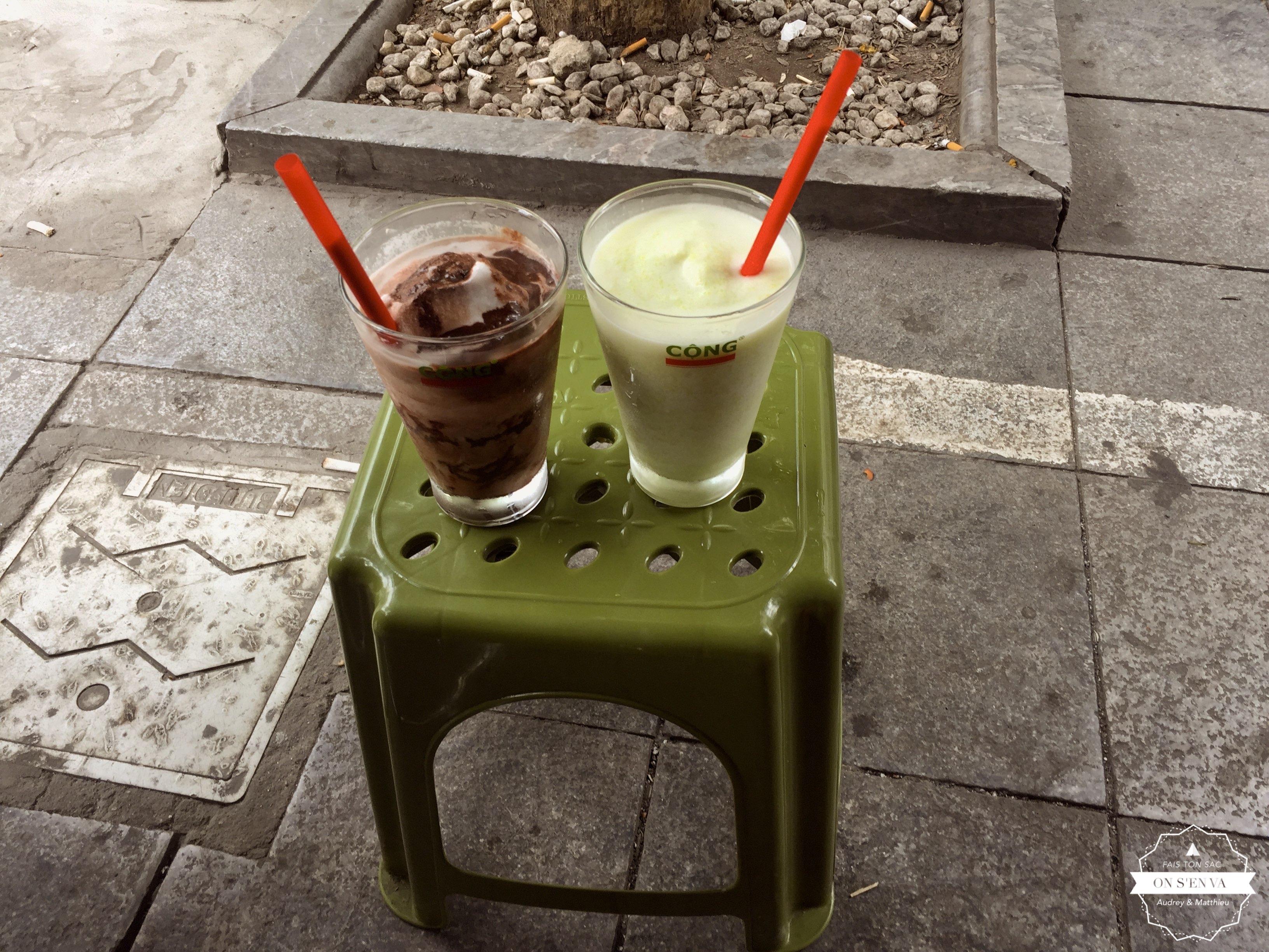Un petit Cong Cafe?