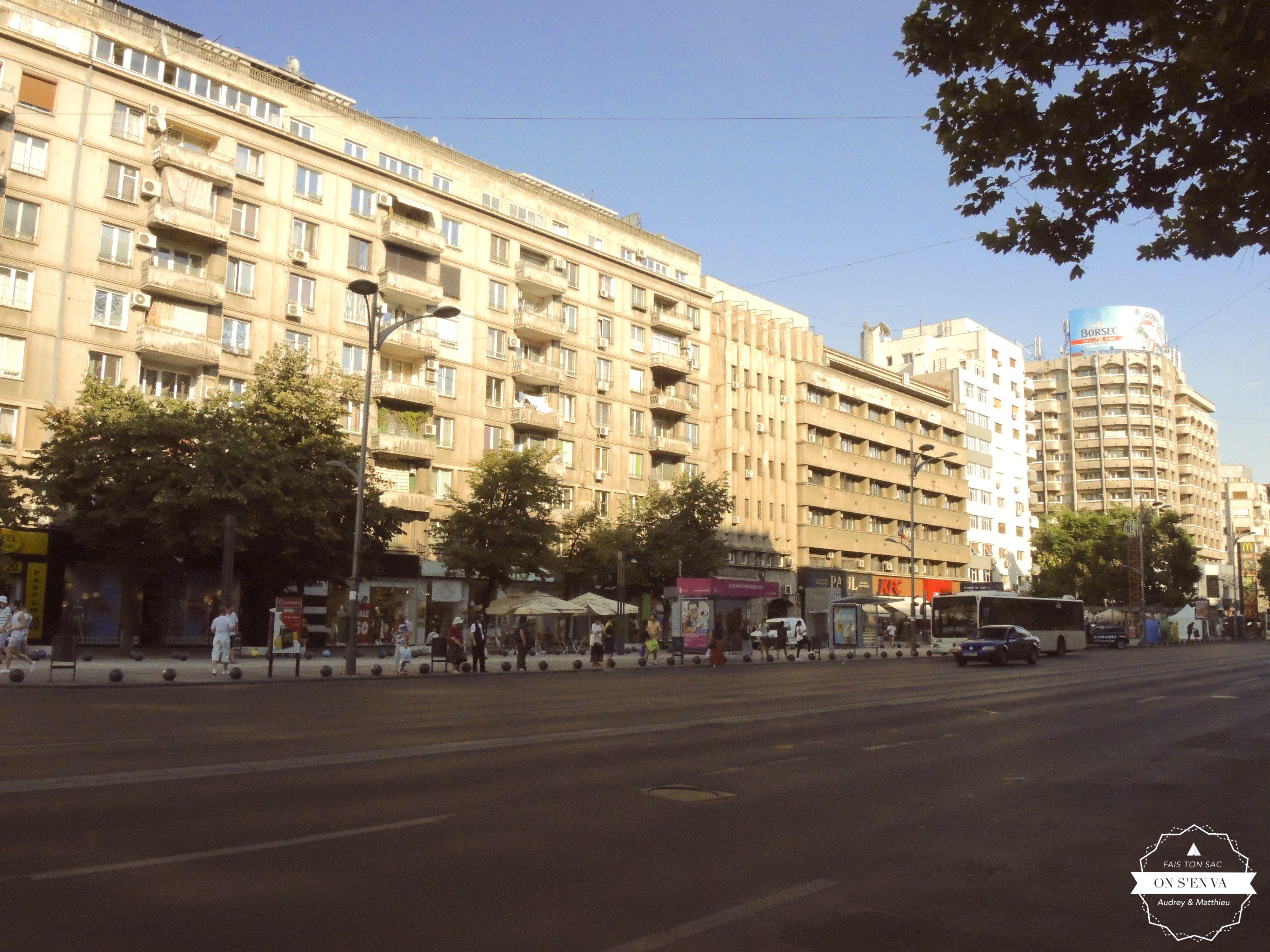 Boulevard de l'Université