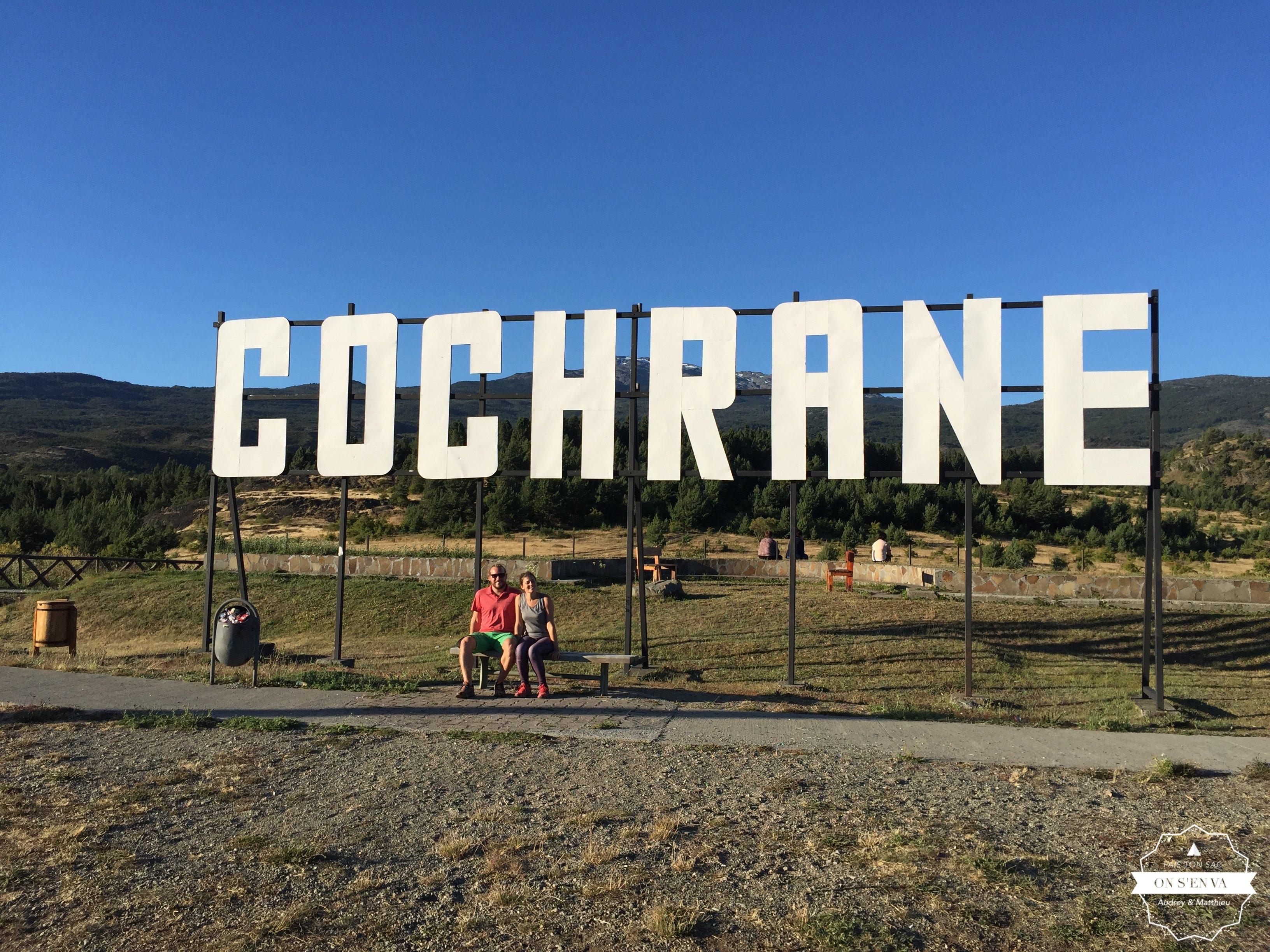 Etape à Cochrane
