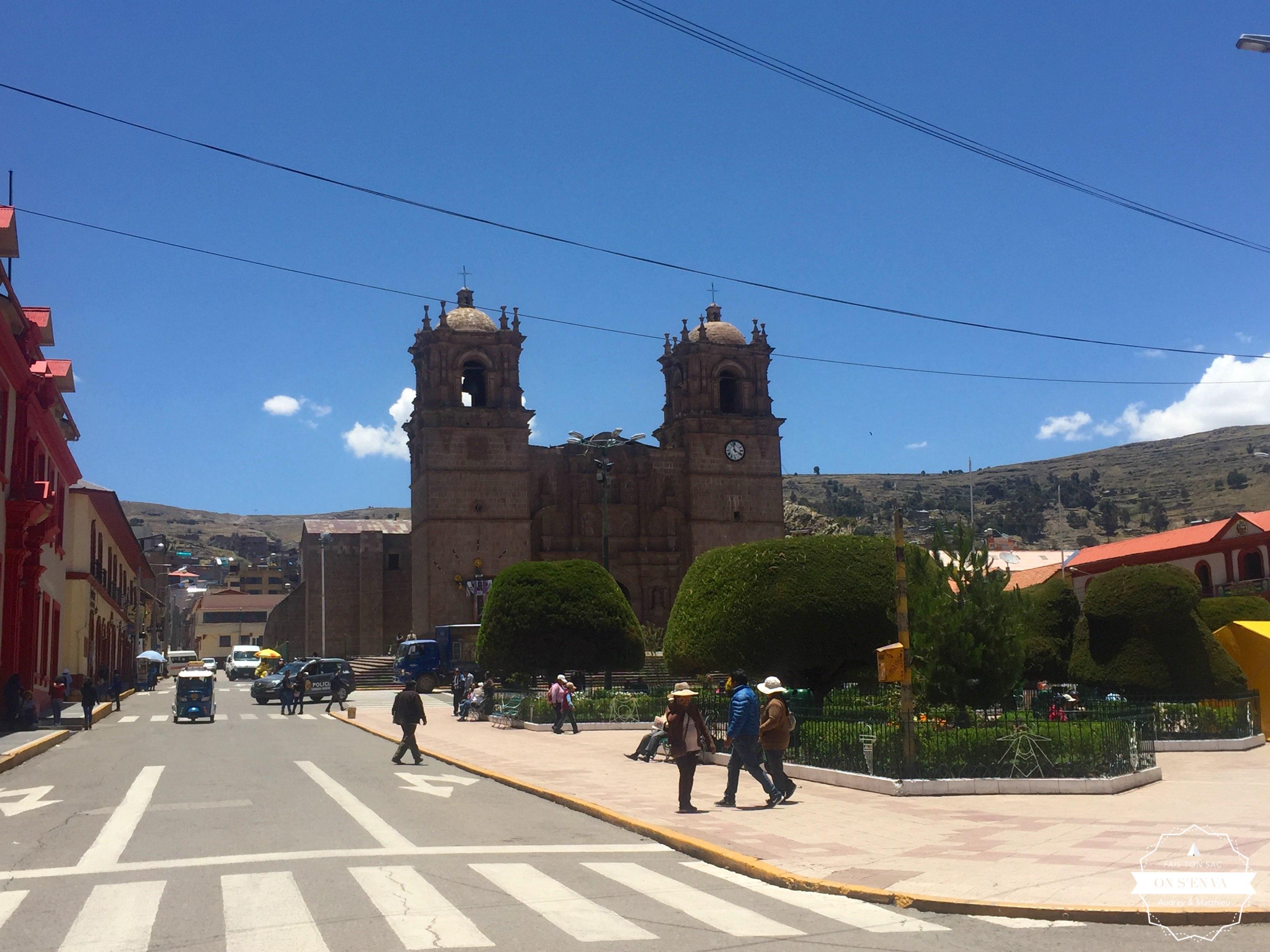 Un samedi à Puno