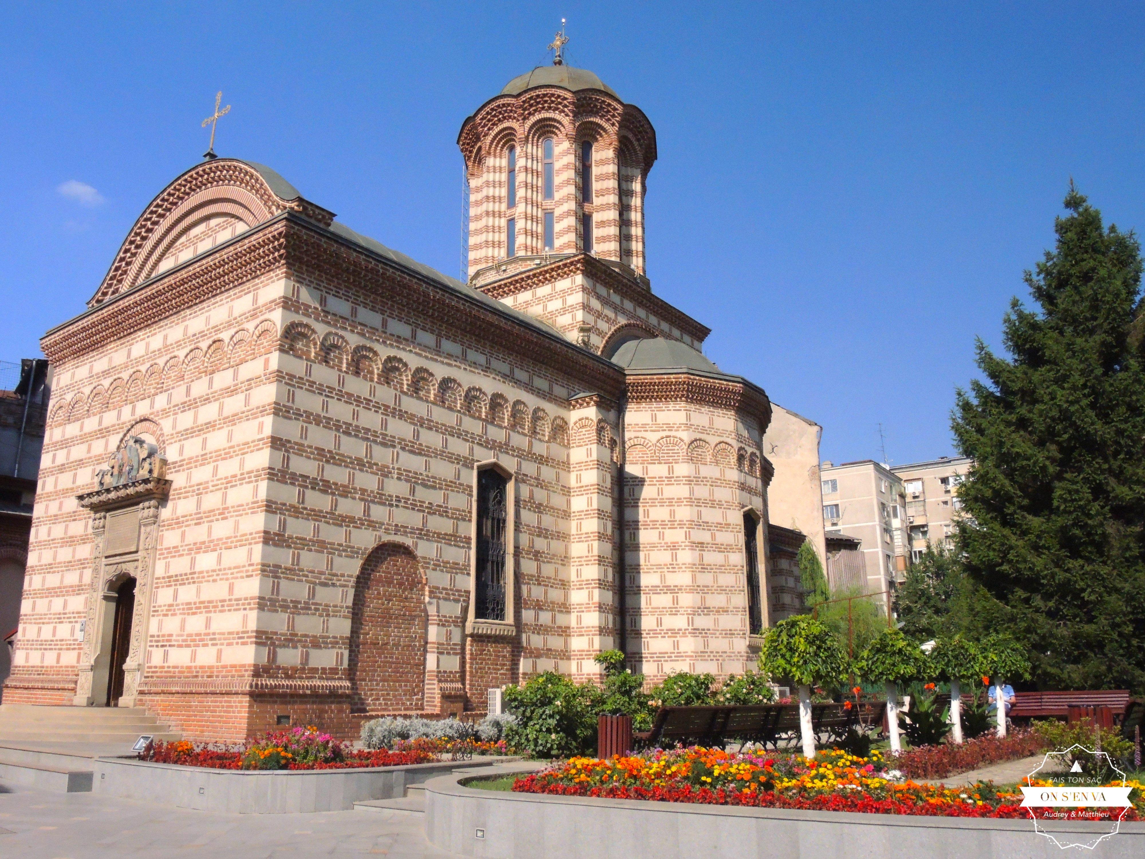Une des premières églises de Buca