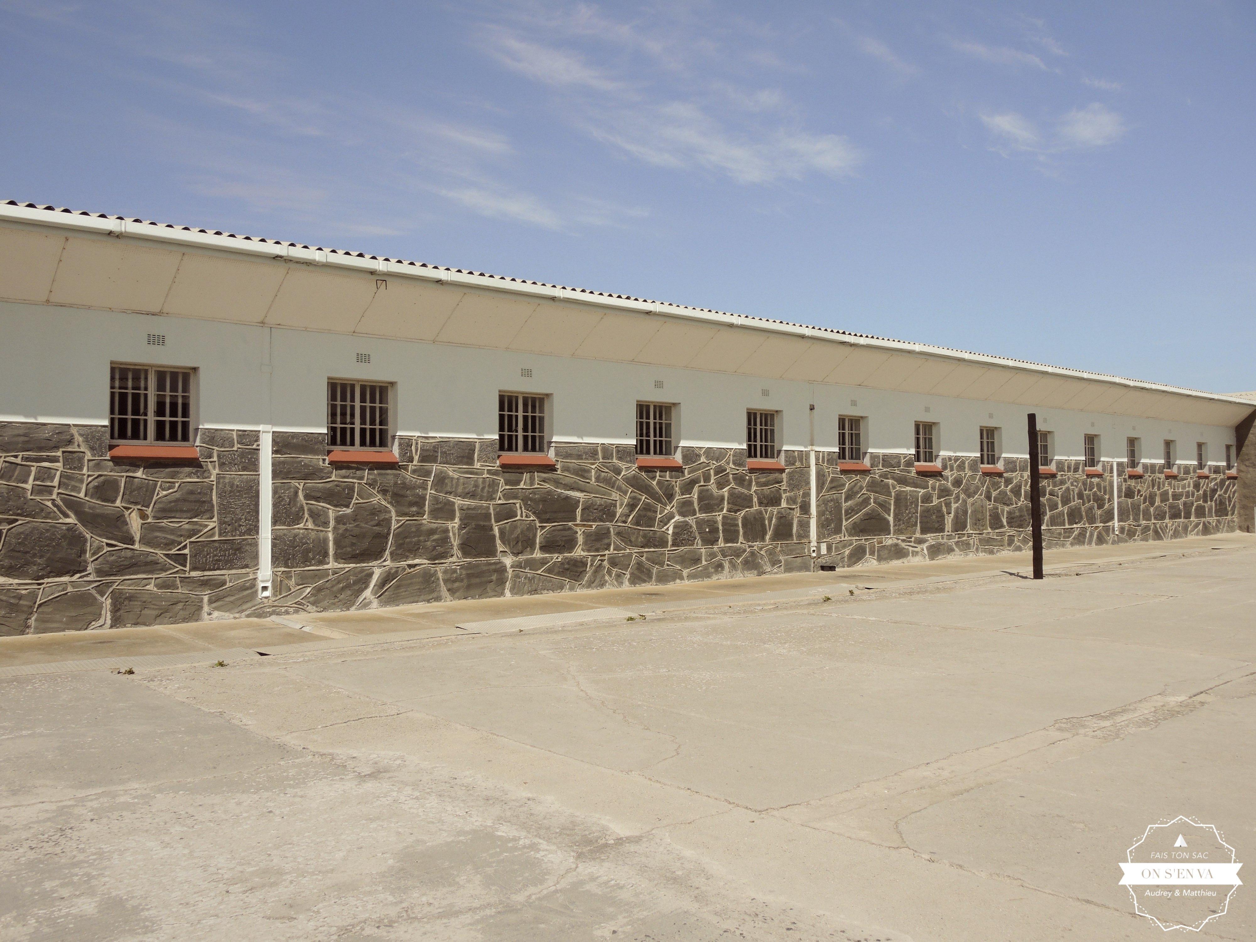 Bâtiment de Mandela