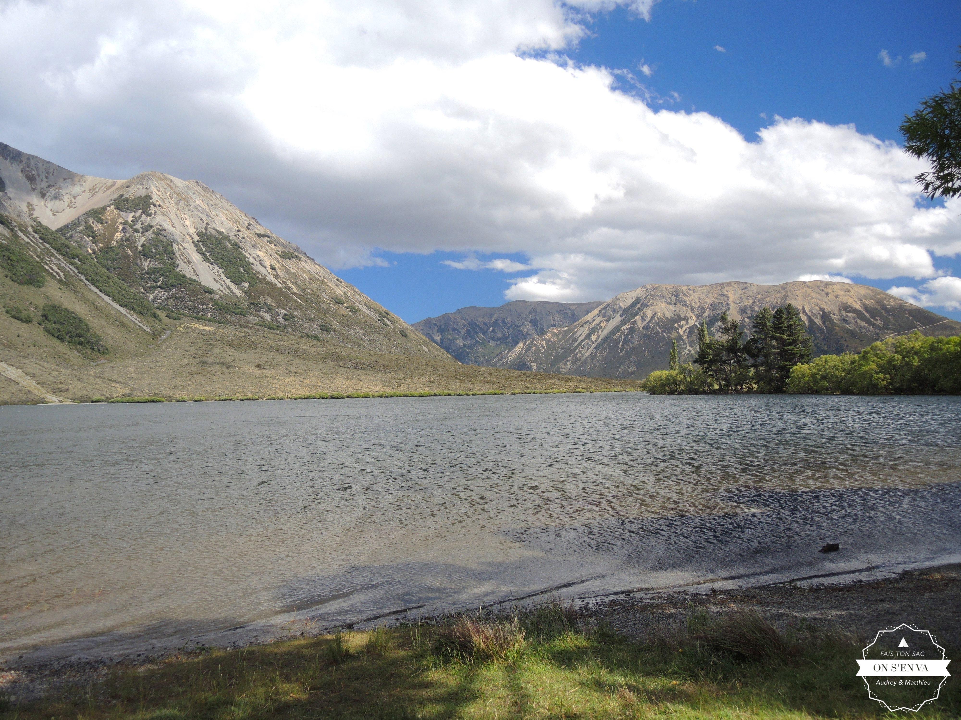 Lake Pearson pour débuter 2017
