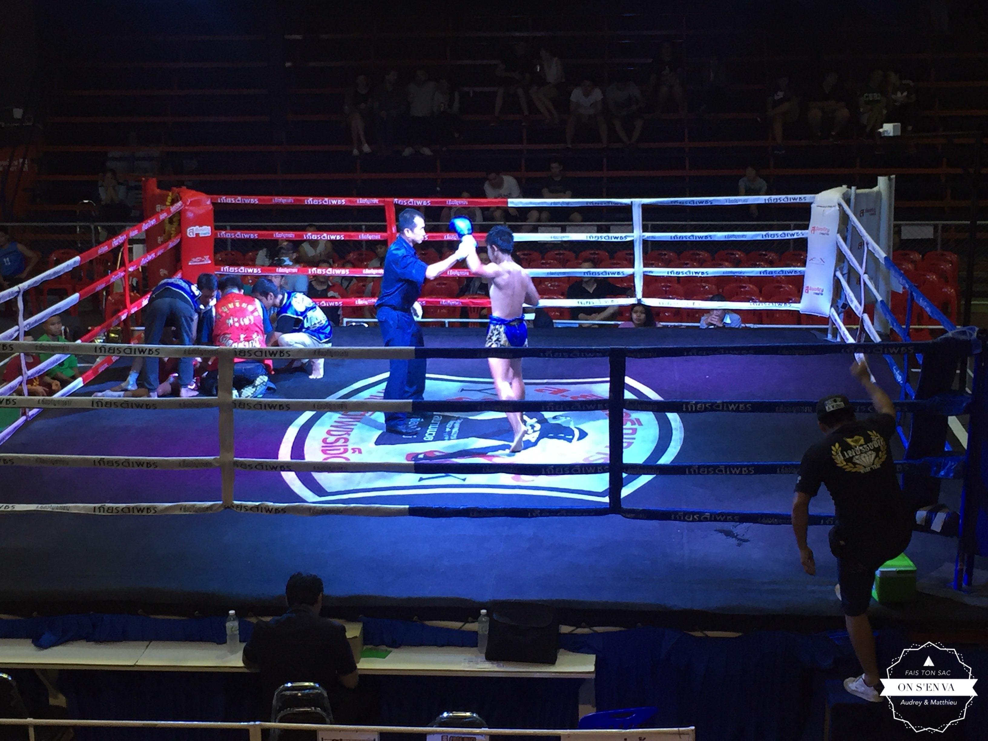 Vainqueur par KO!