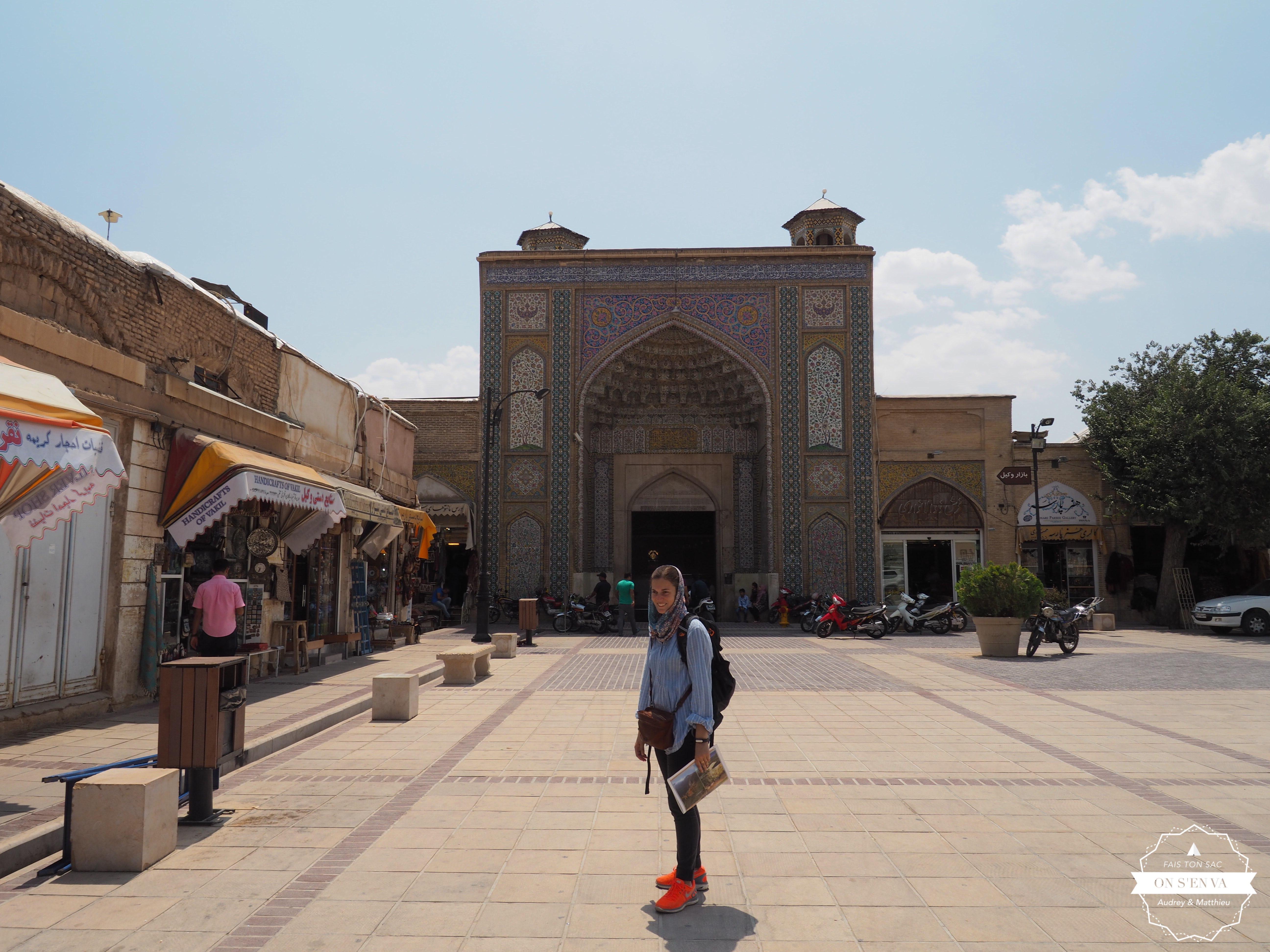La mosquée du Bazar