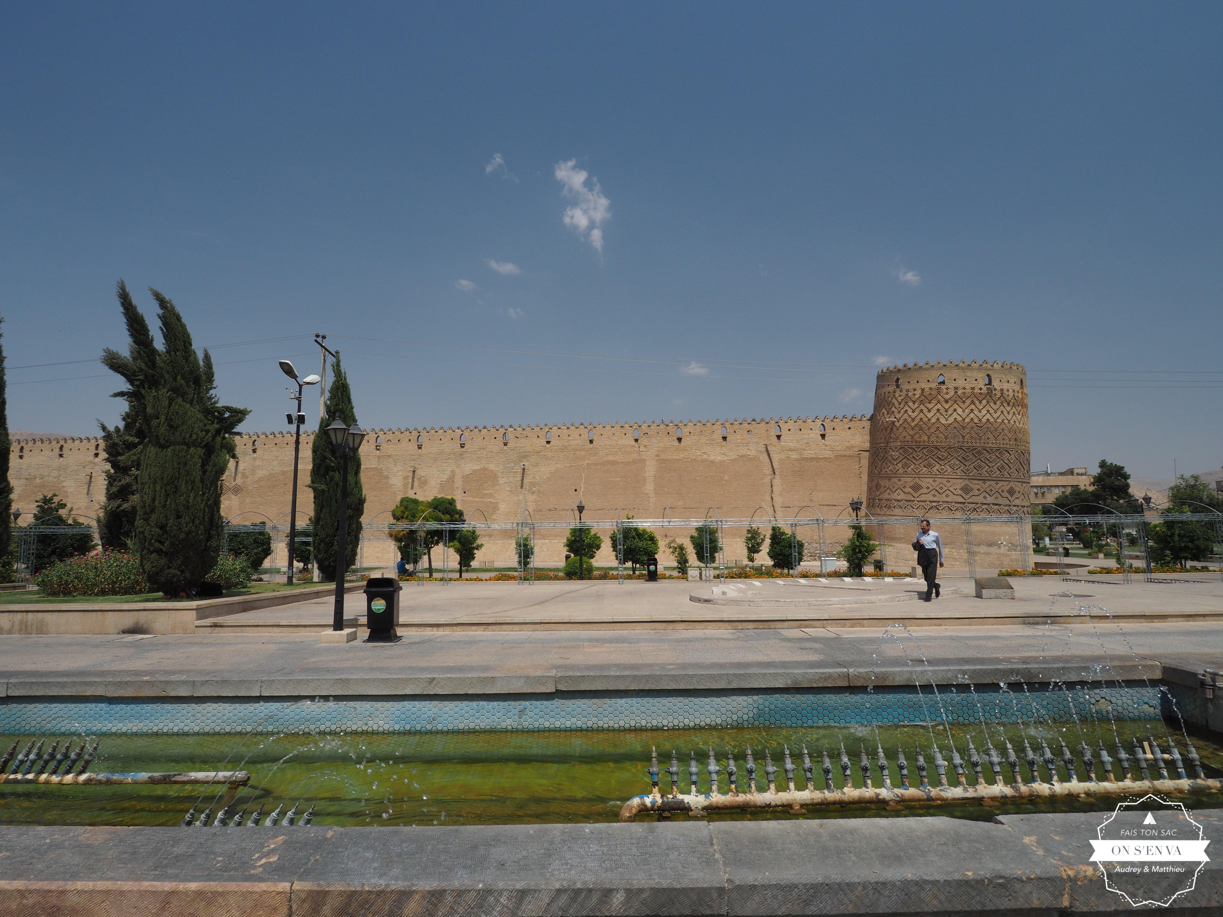La citadelle Karim Khan