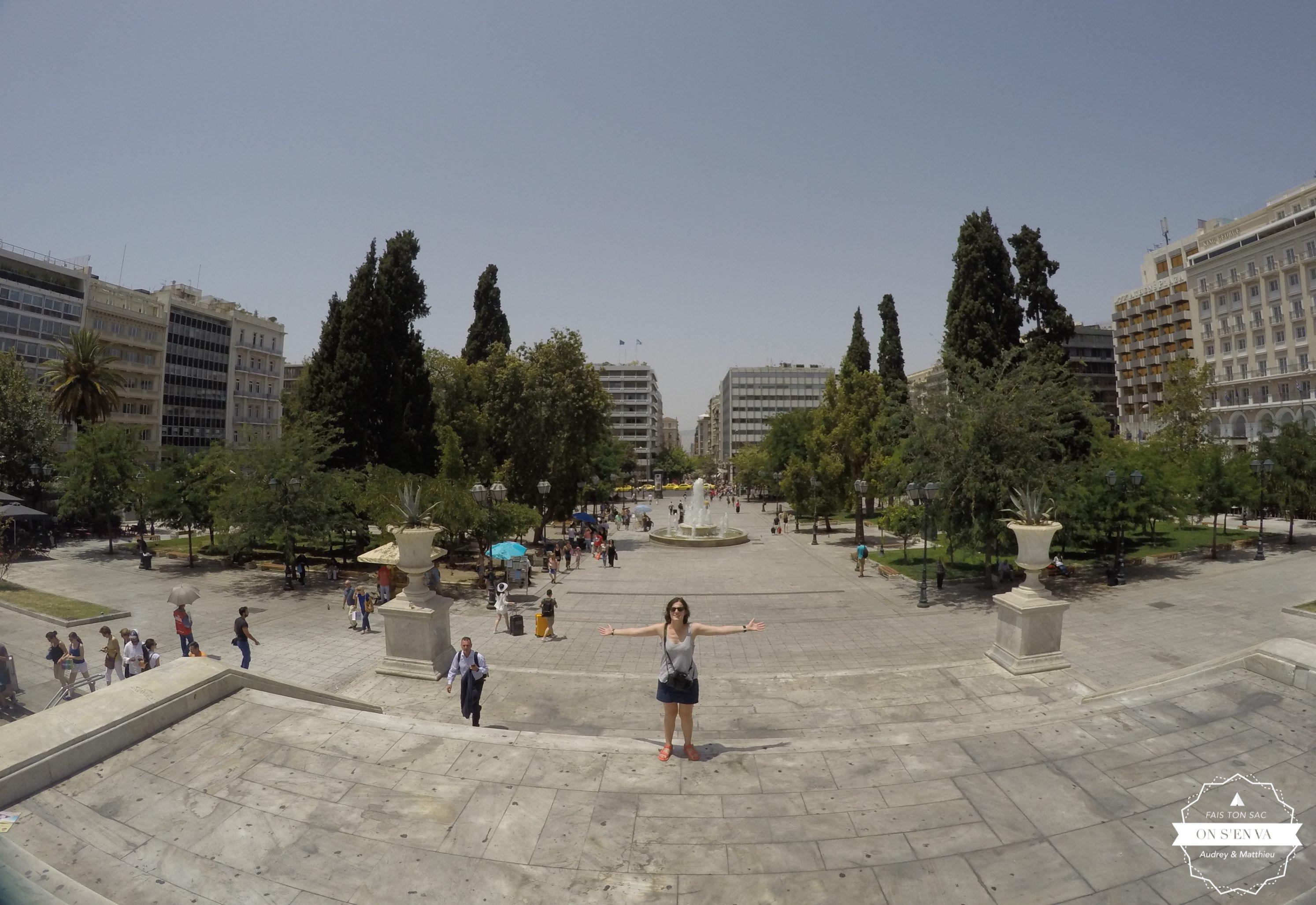 Place Syntagma, Athènes