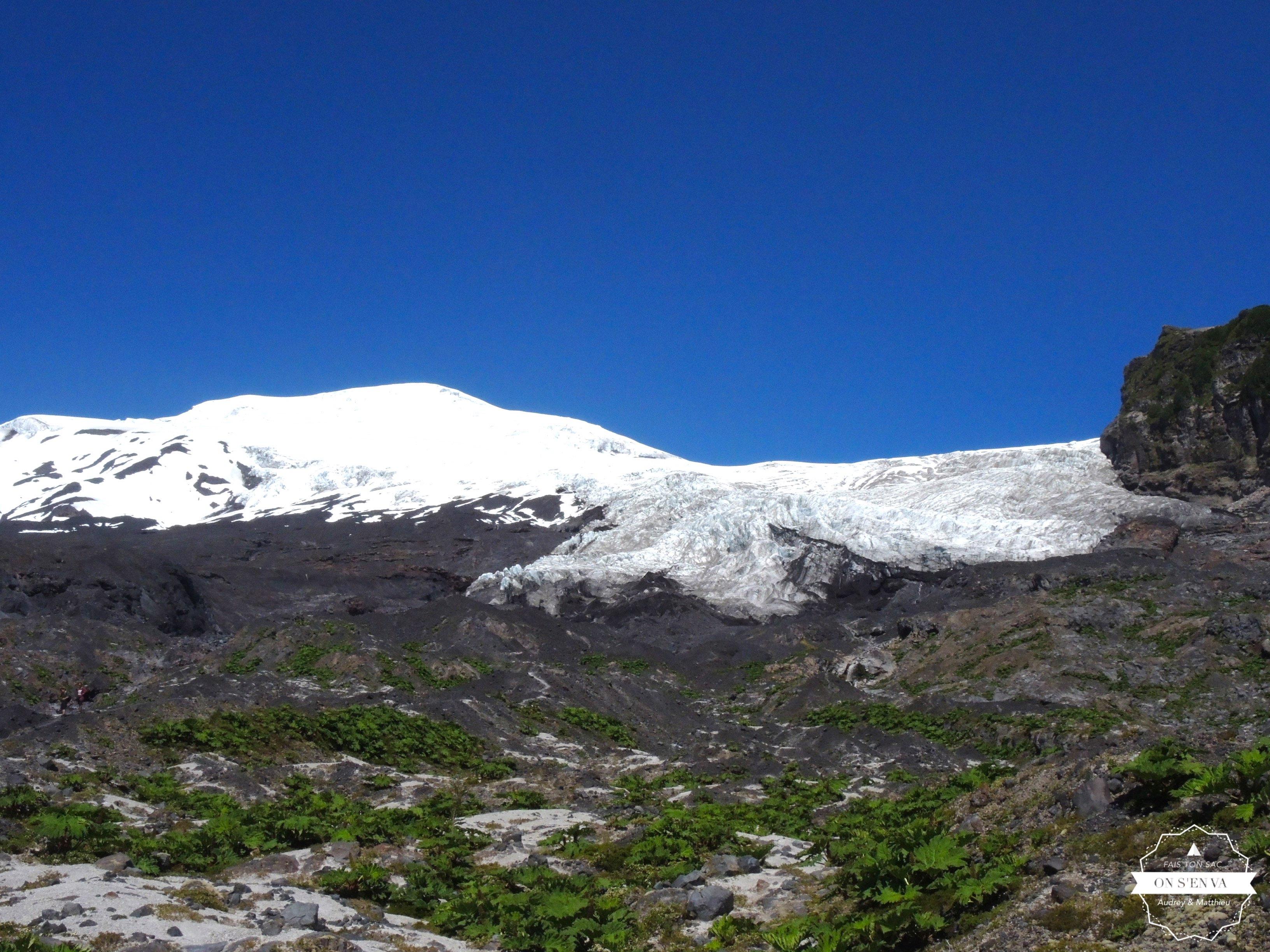 Glacier Michimahuida