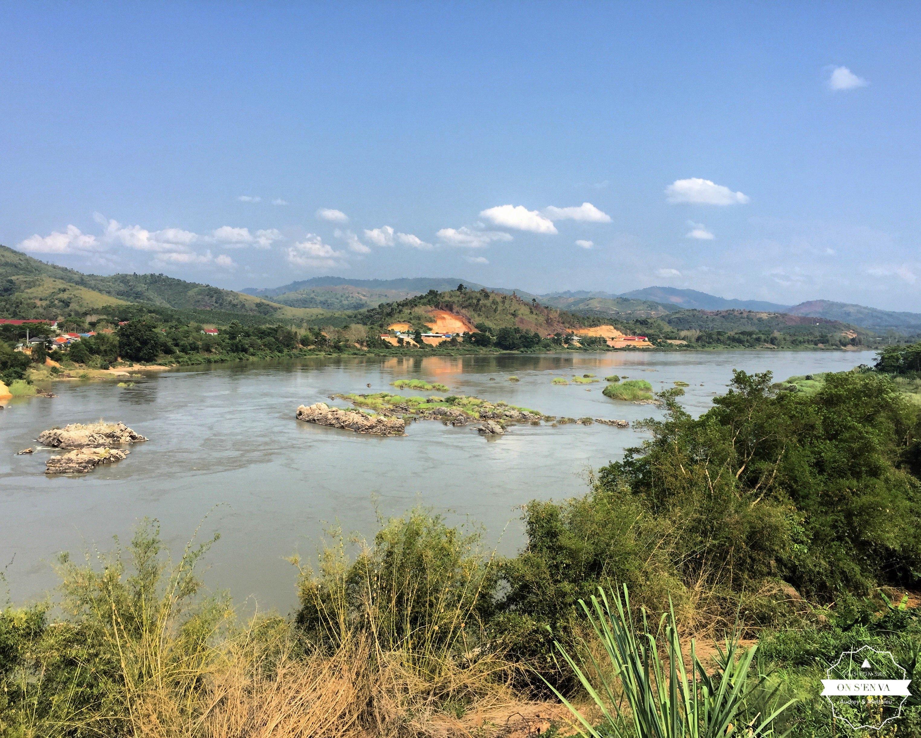On continue à avancer face au Laos