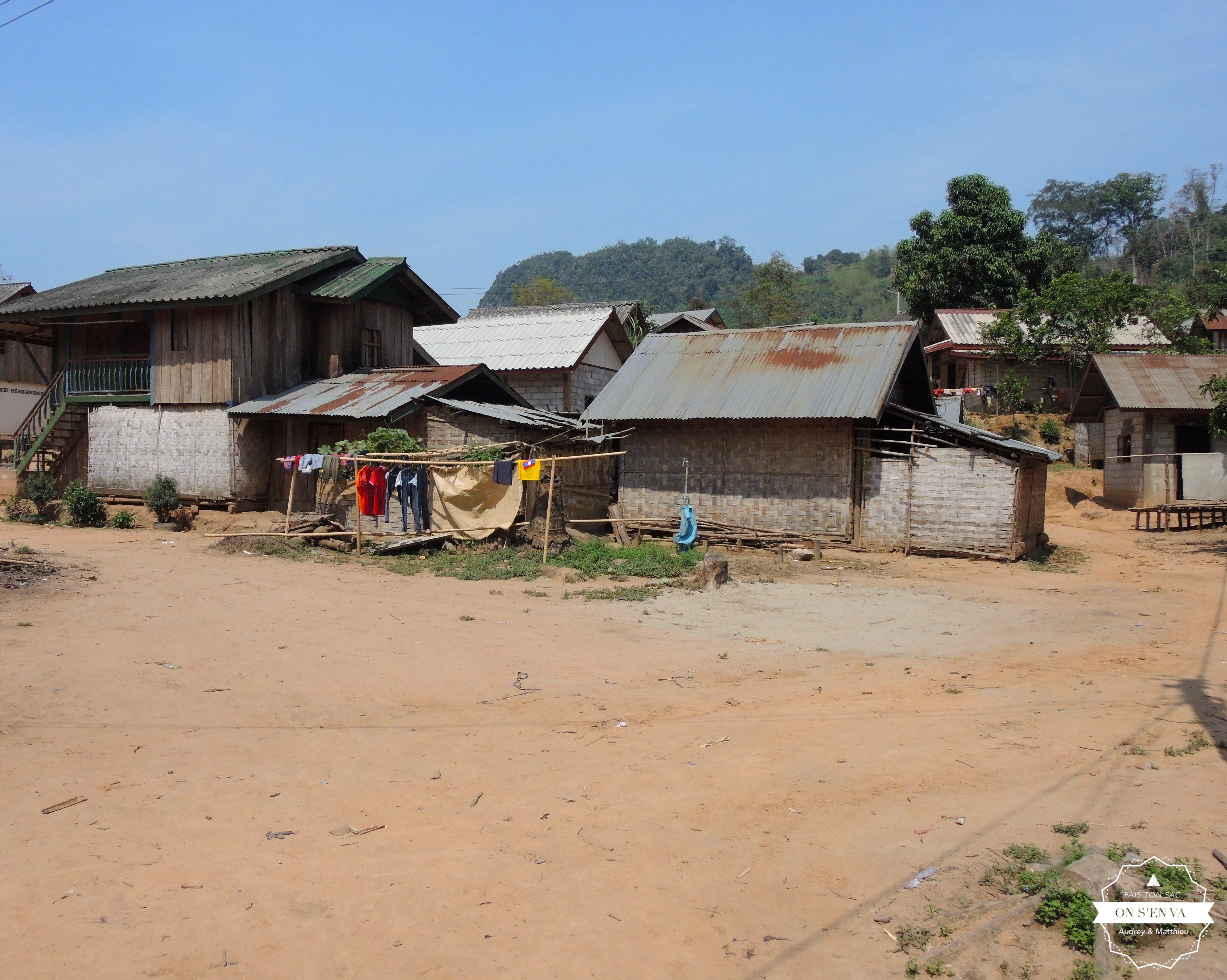 Maisons à Ban Nonkew