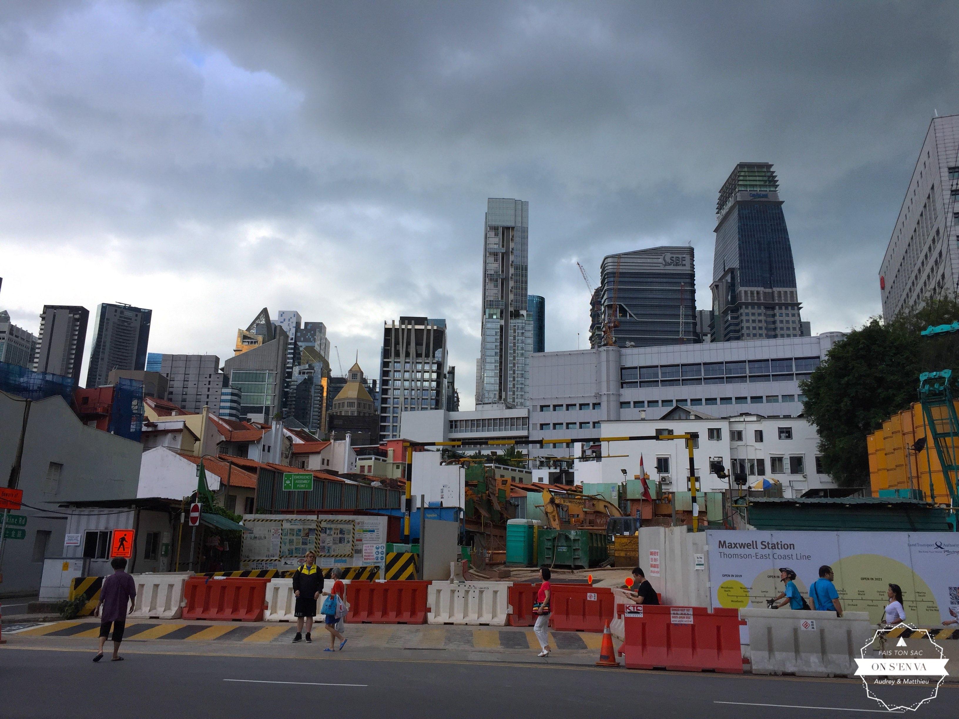 De nouvelles constructions, encore!
