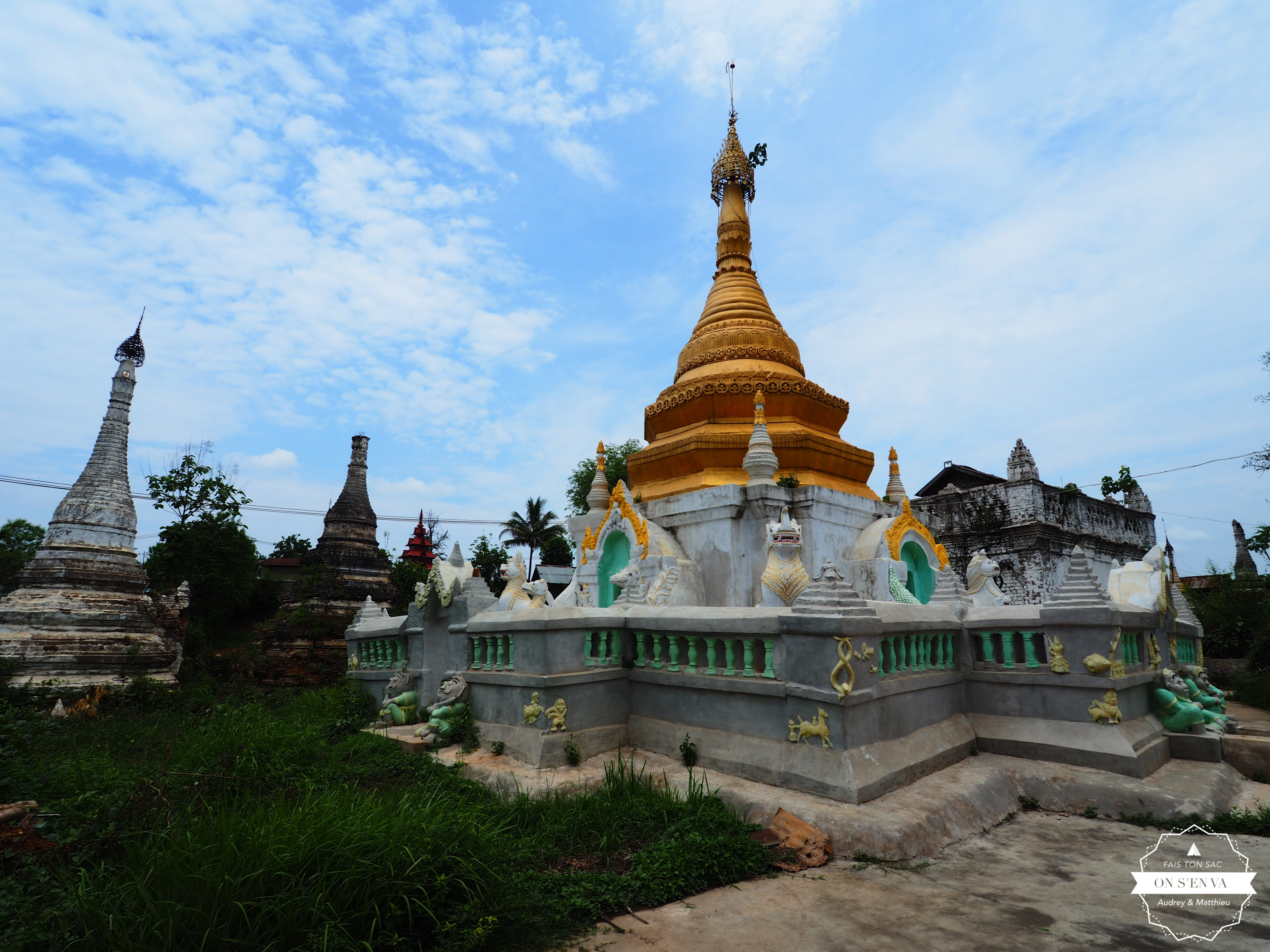 Tout tout petit Bagan!