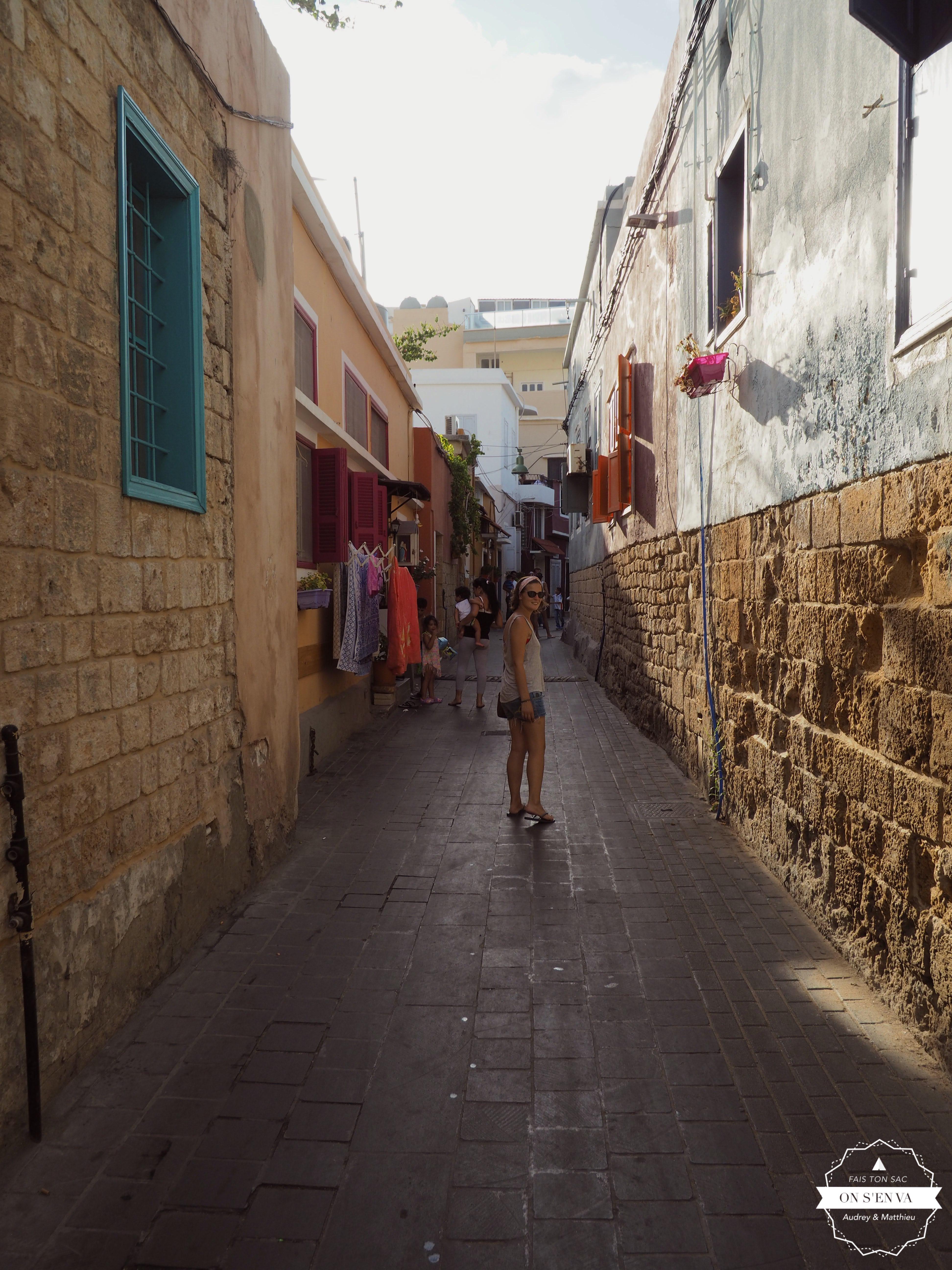 Dans les rues de Sour