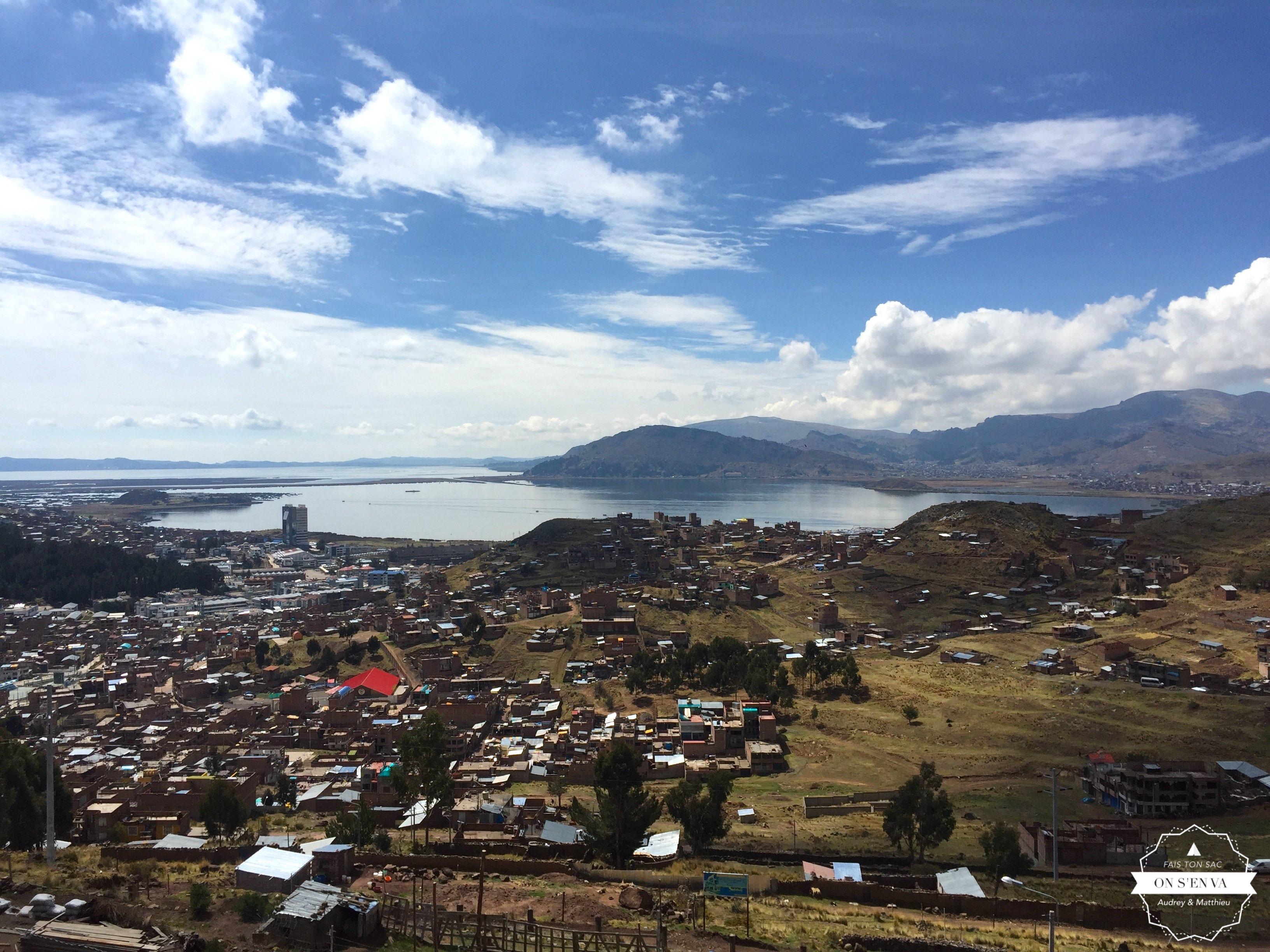 Puno et... le lac Titicaca!