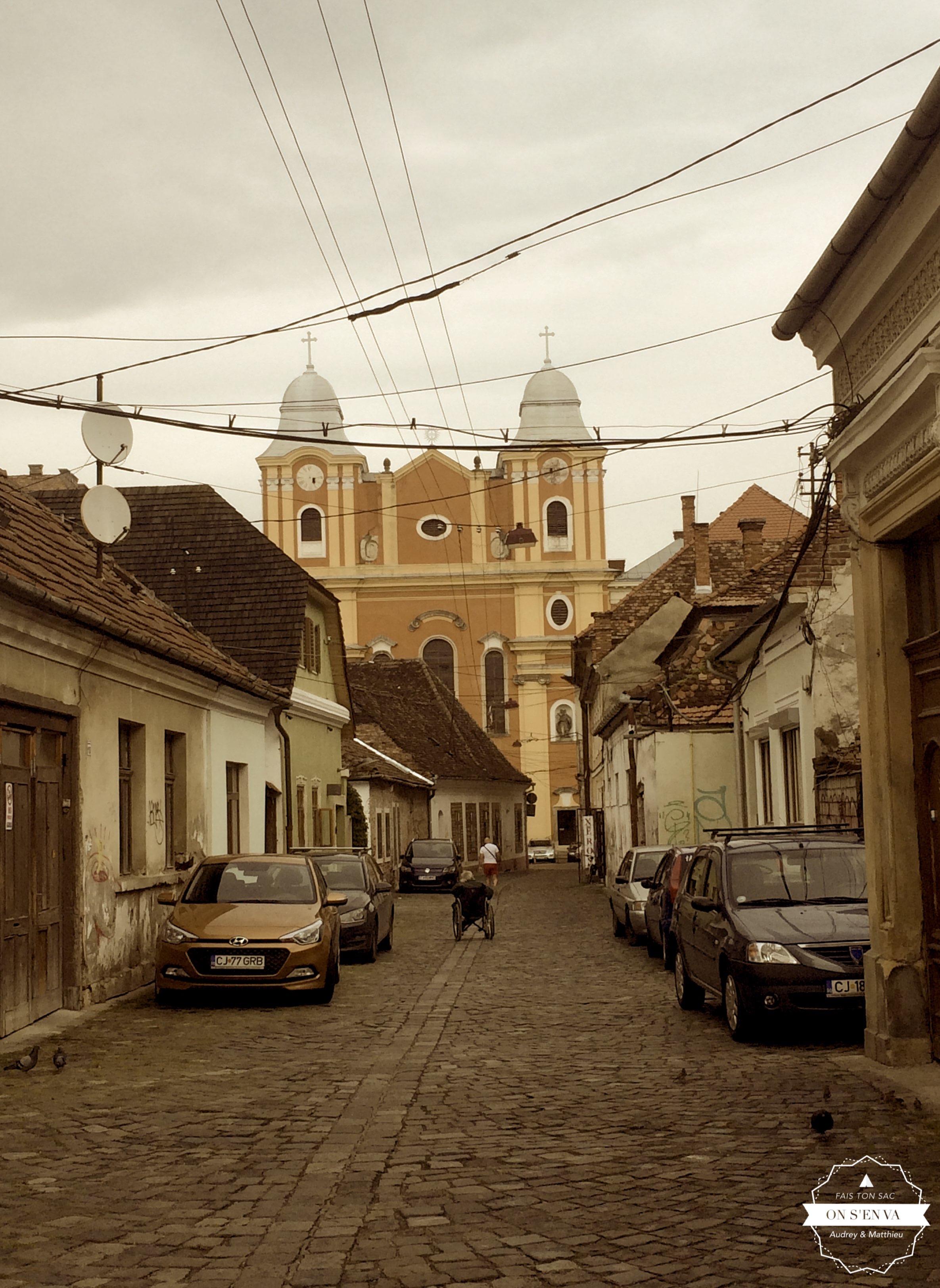 Le vieux Cluj