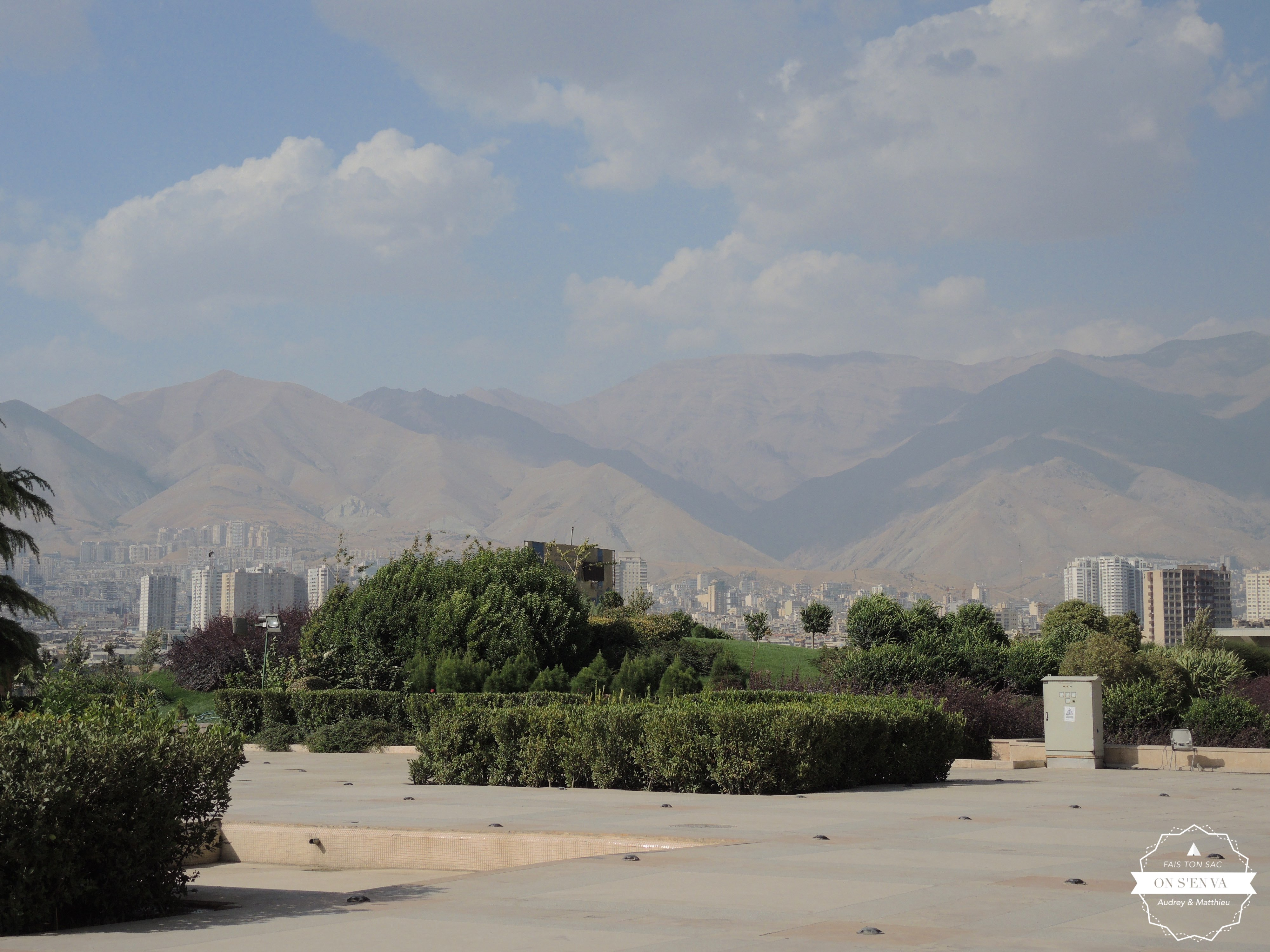 Dans le quartier de Mohammad