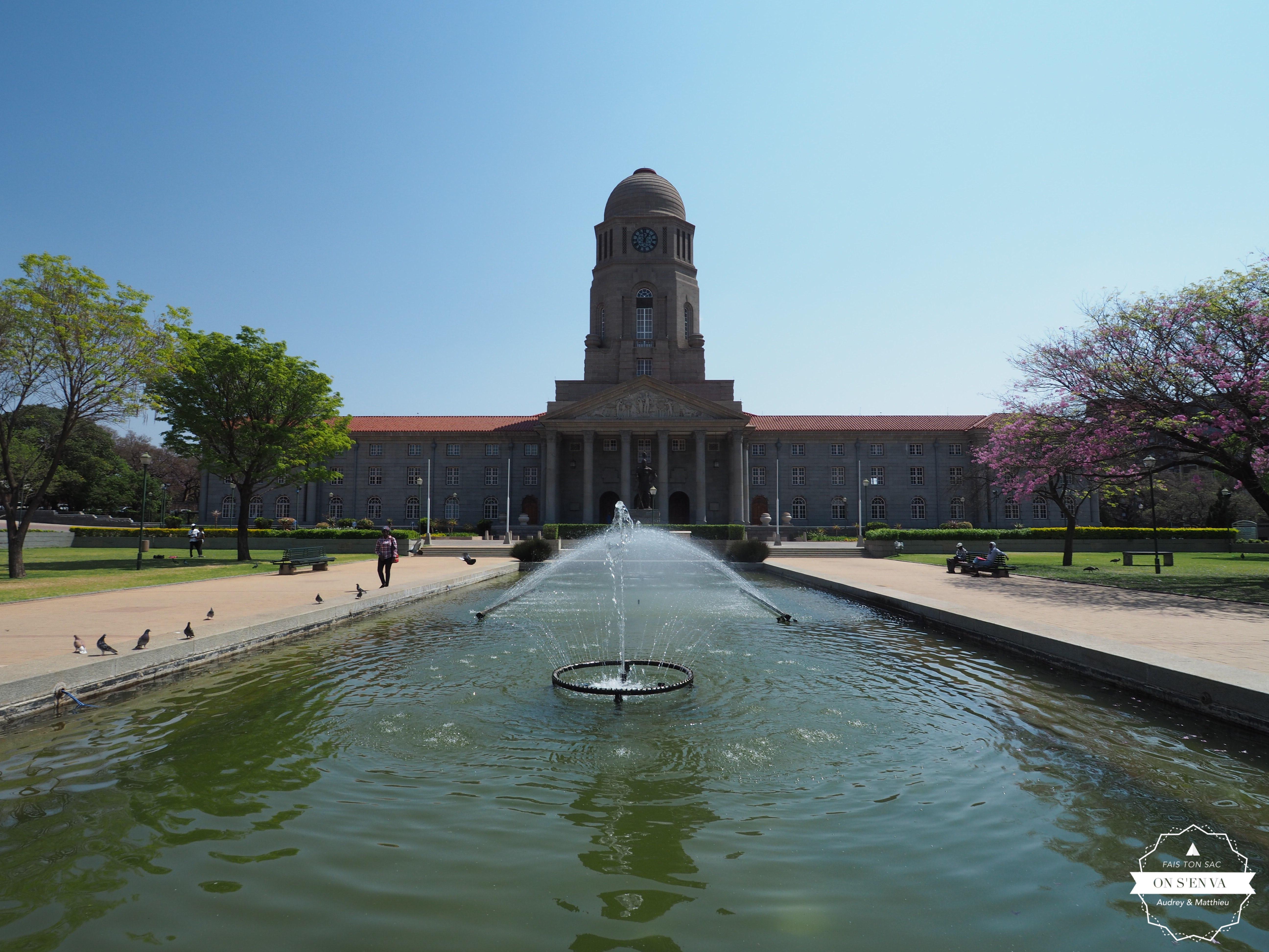 City Hall, Pretoria