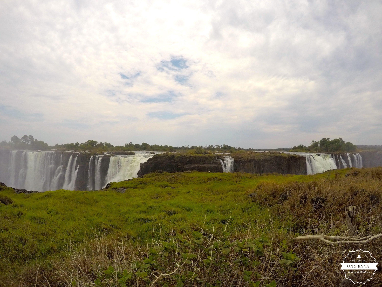 Face à nous, la Zambie