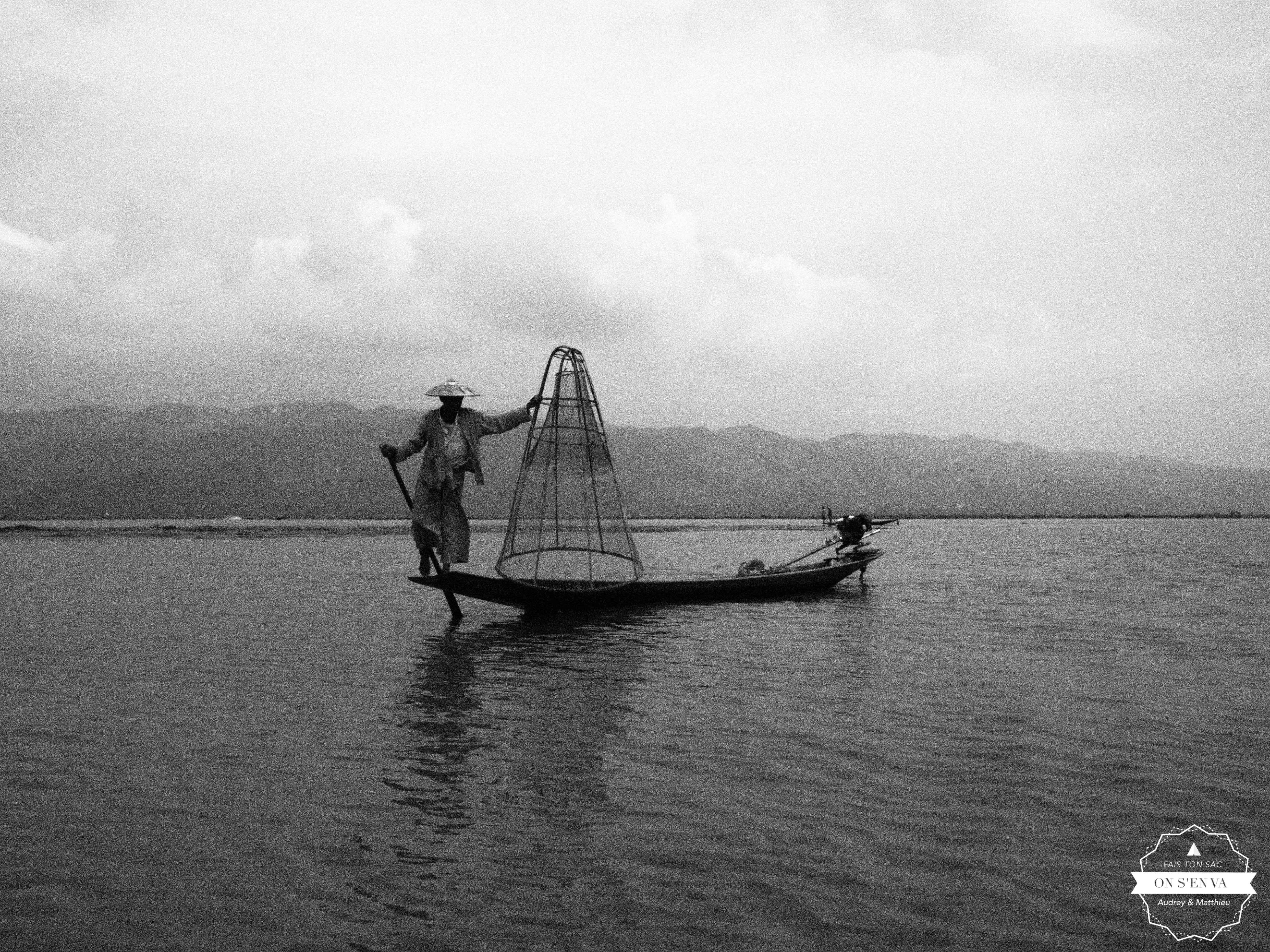 Pêcheurs traditionnels