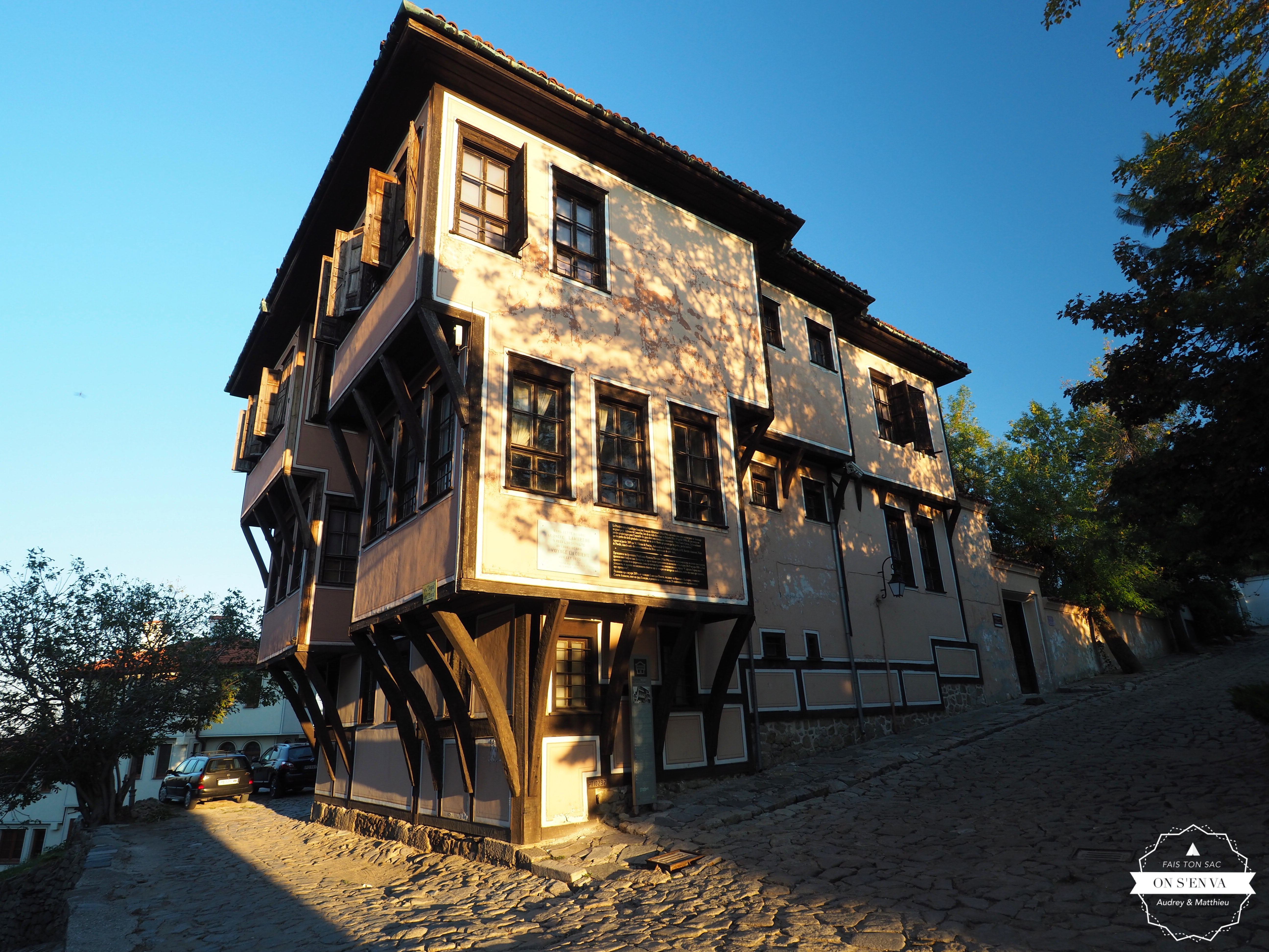 Maison où Lamartine a séjourné