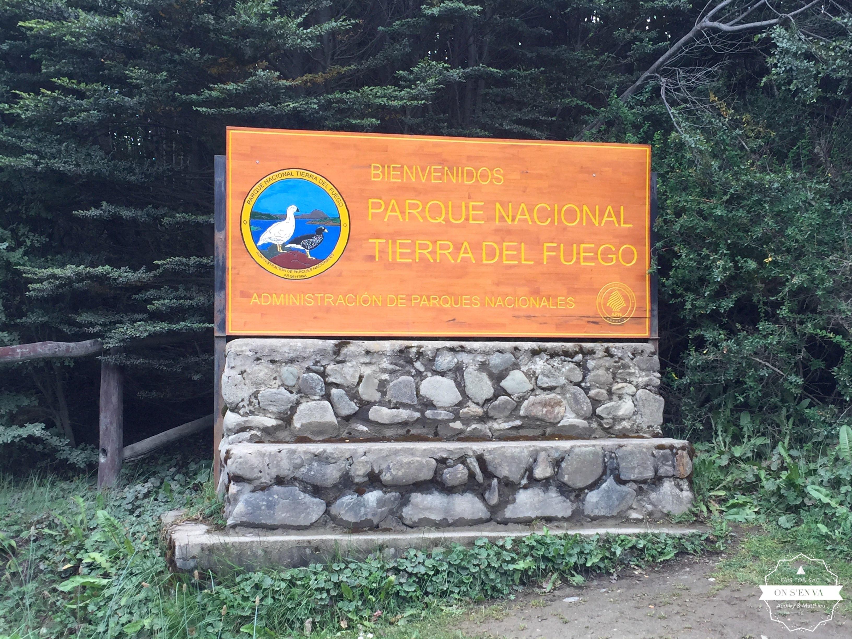 Pour rejoindre le Parc national