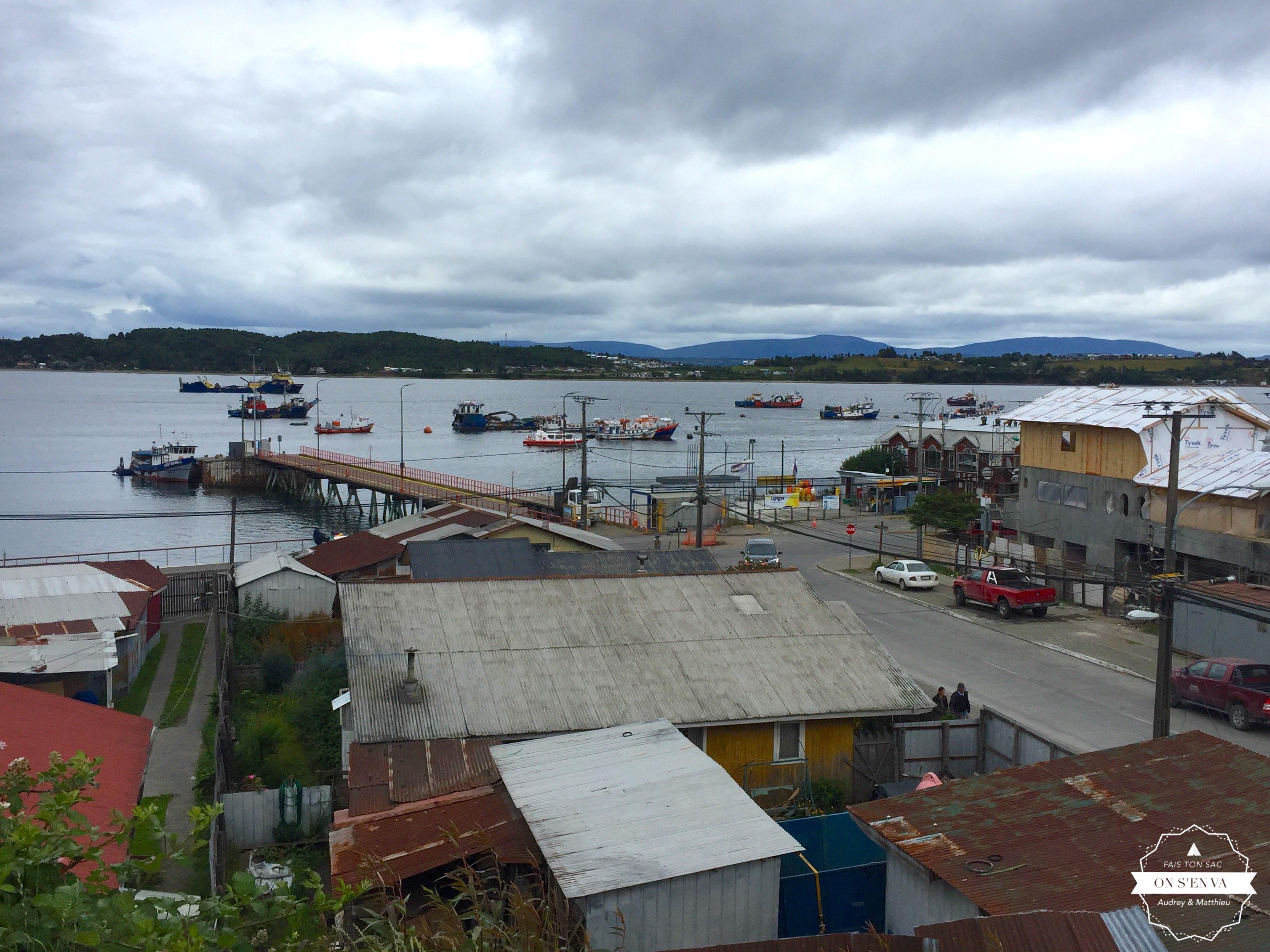 Nous revoilà au Sud de Chiloé...