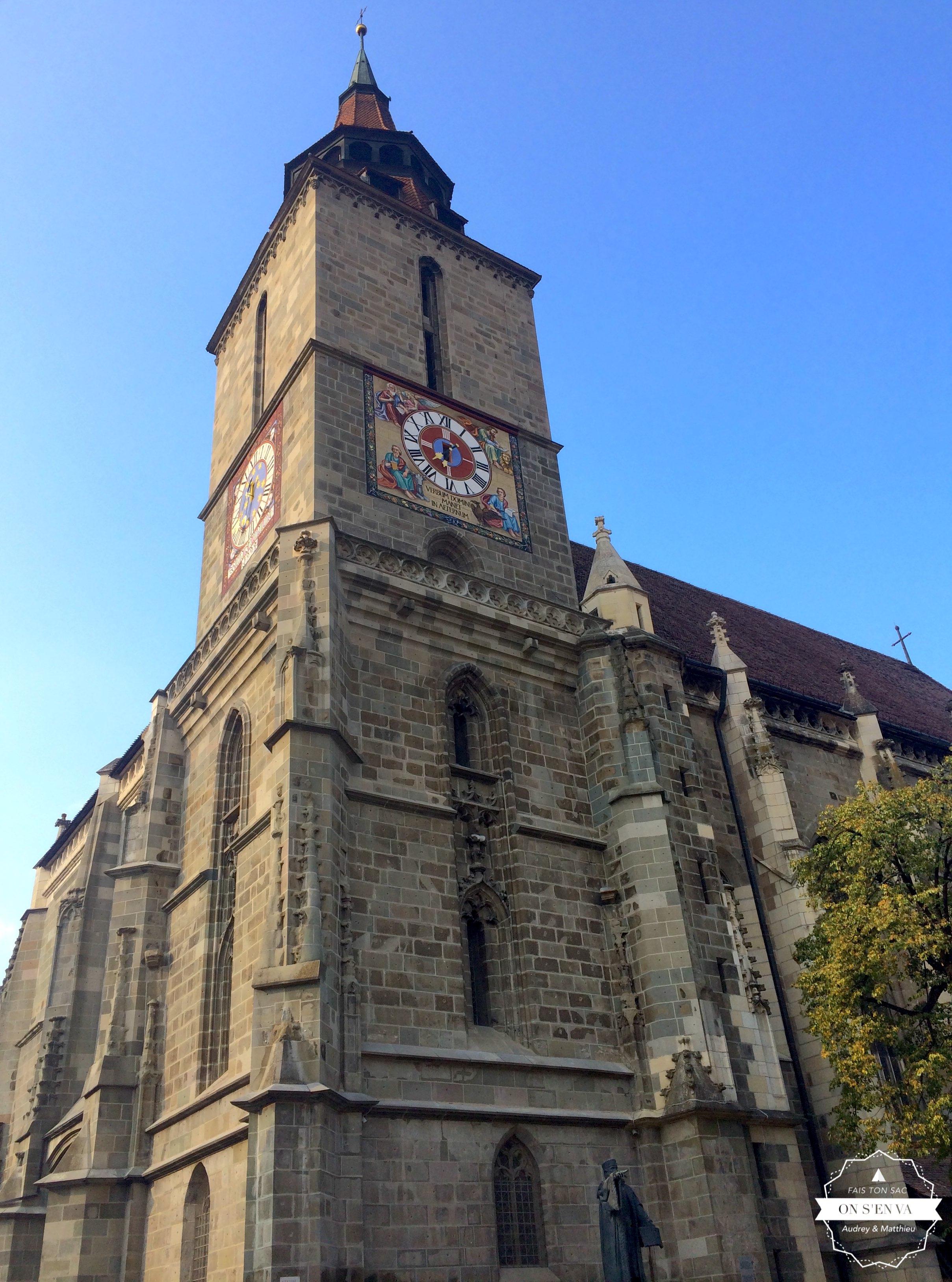 La basilique noire