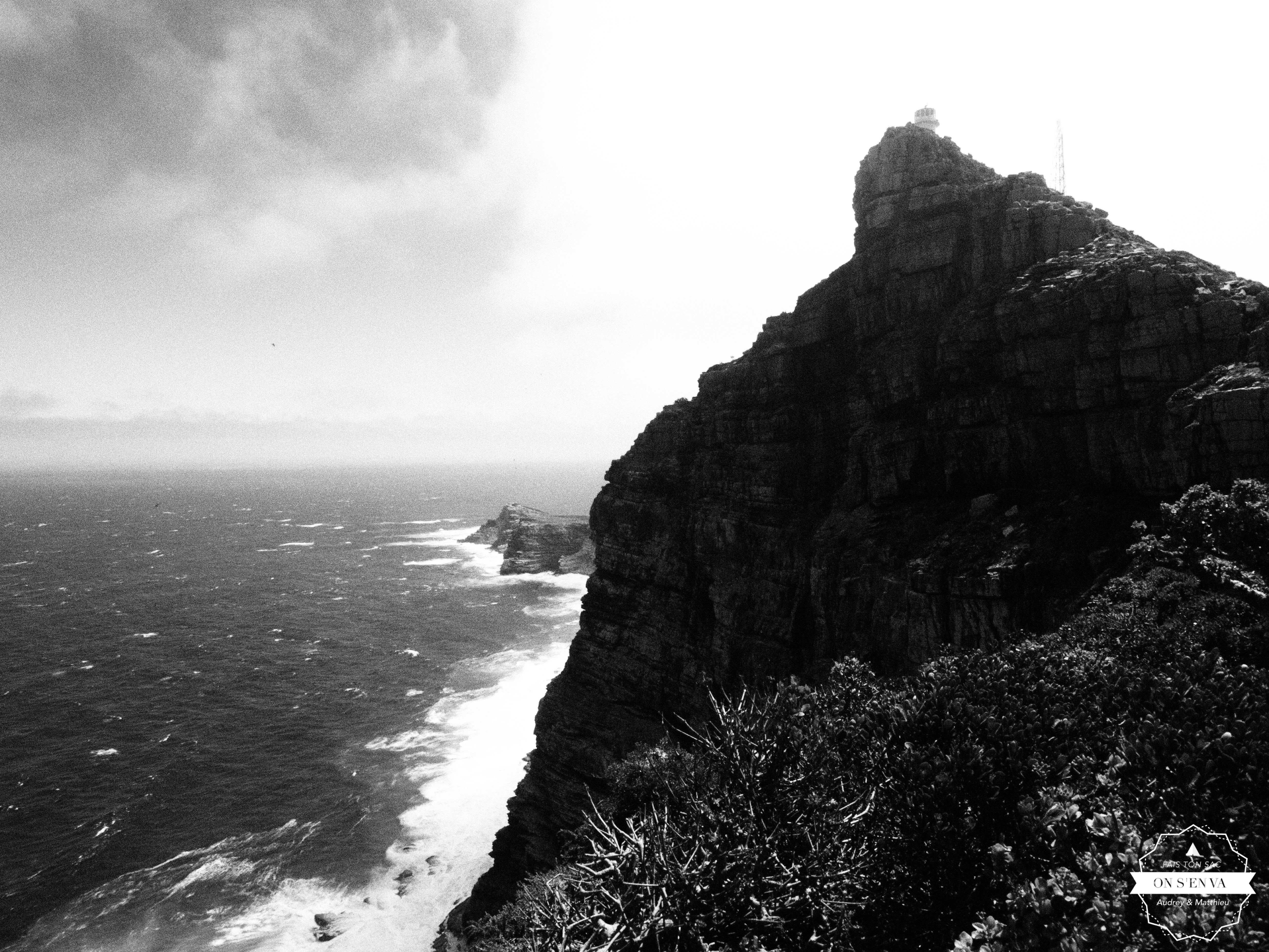 Cape Point au loin