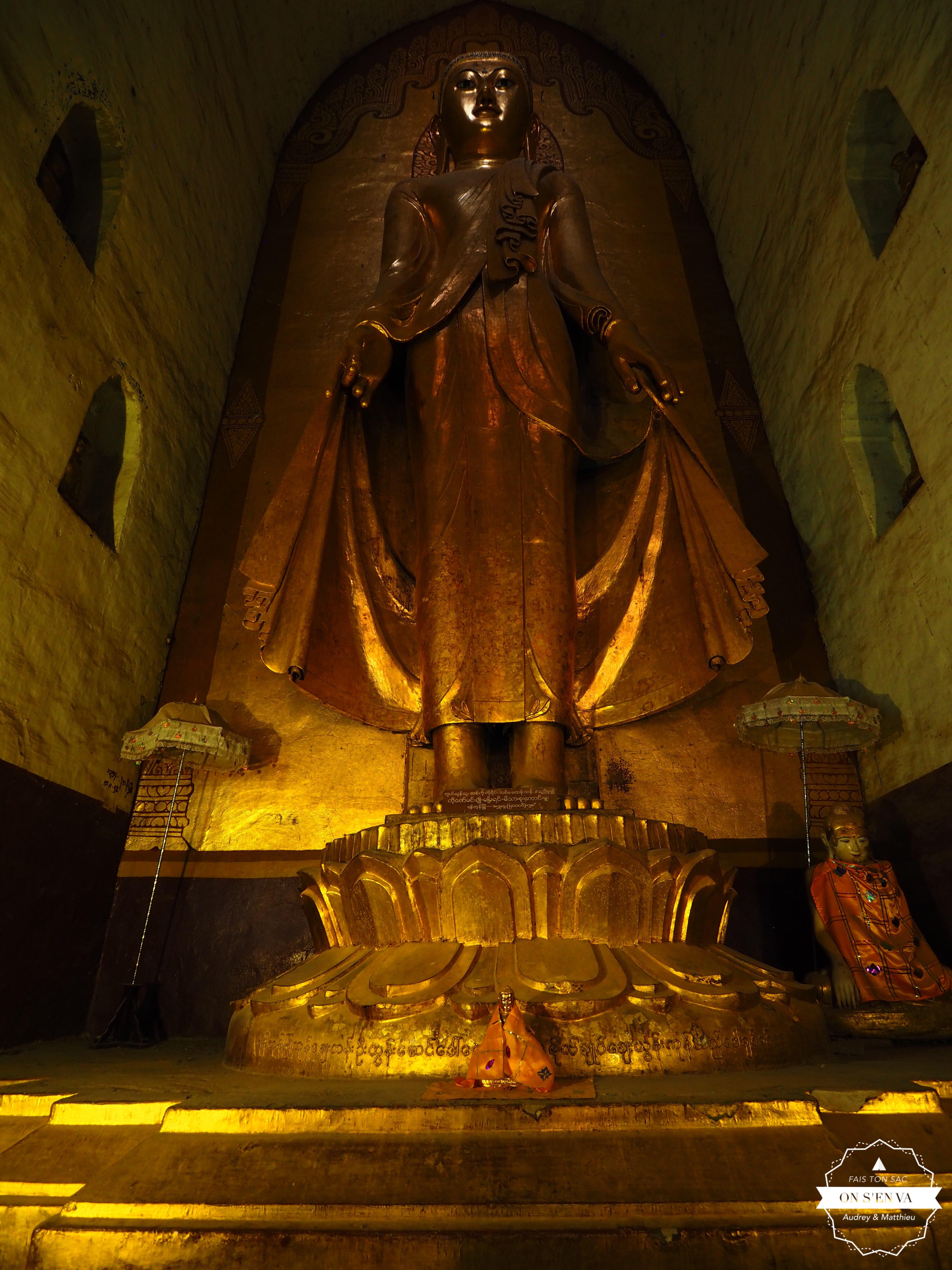 Des bouddhas aussi!