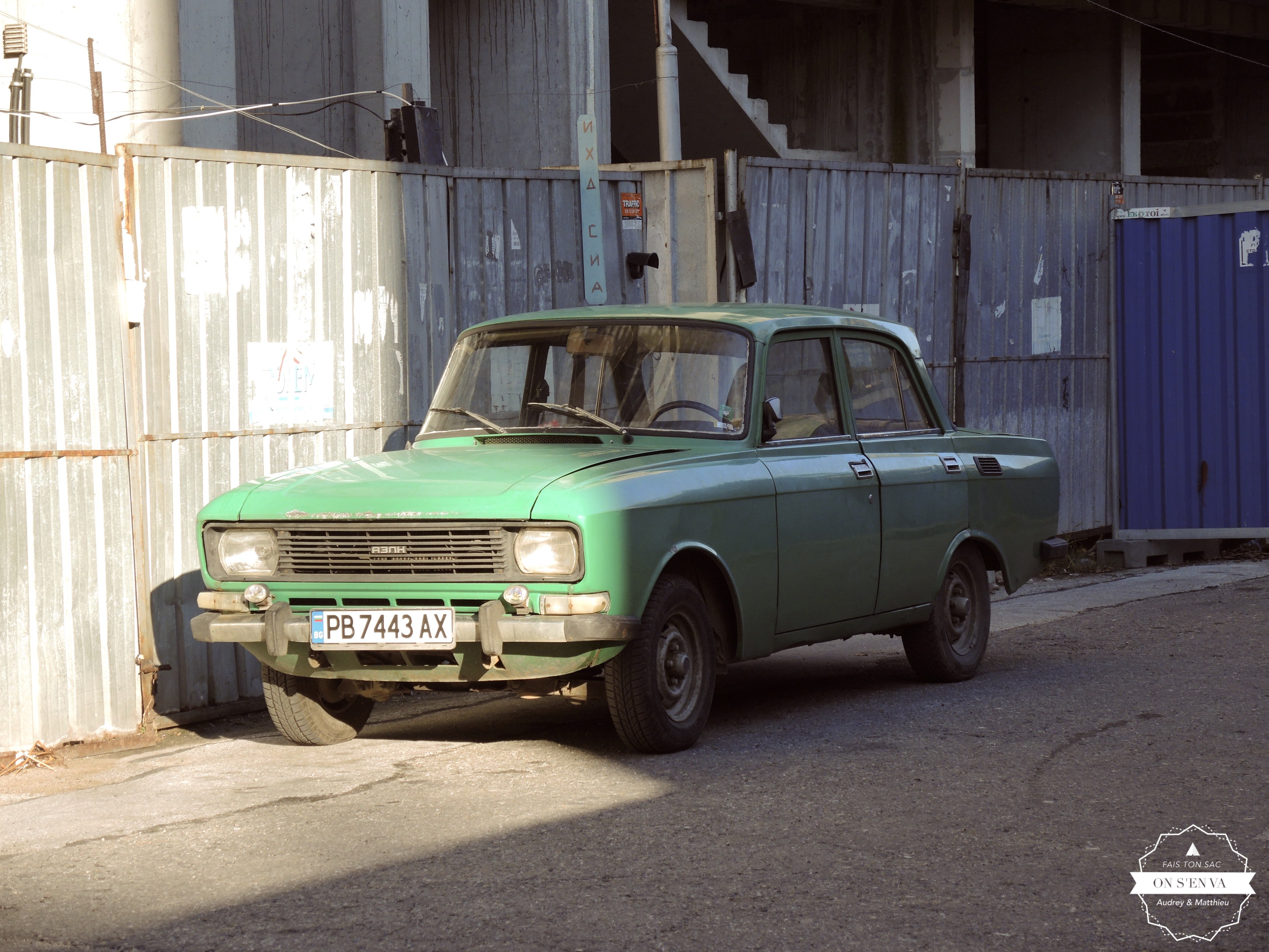 Increvable la voiture soviétique