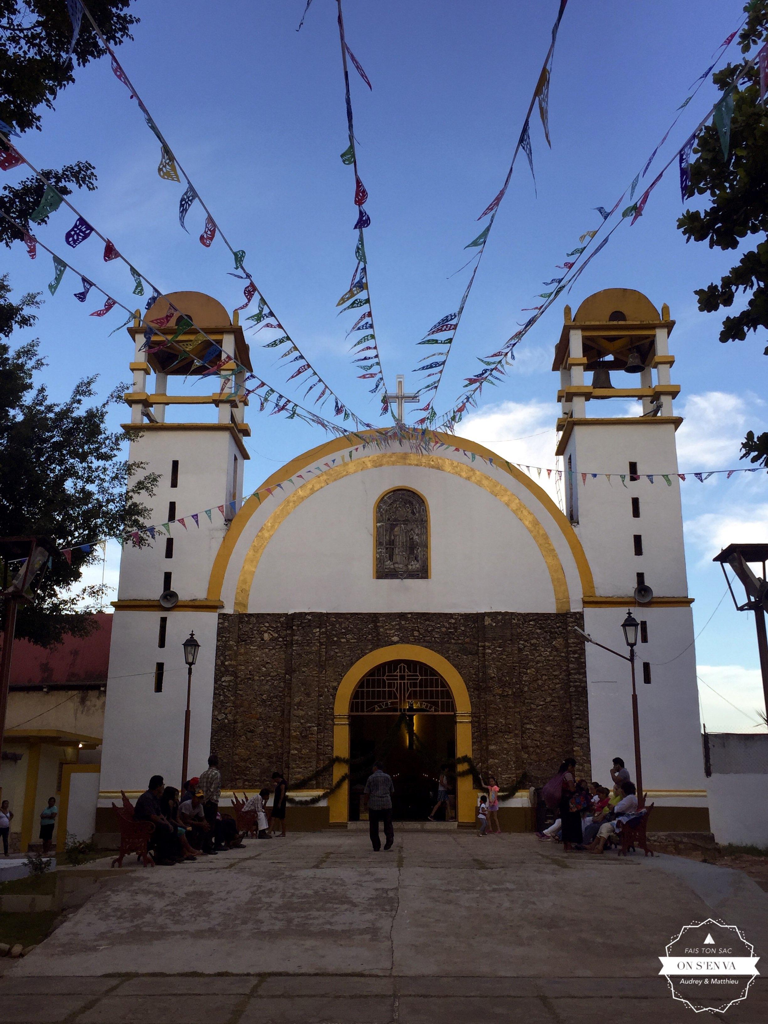Eglise de Palenque