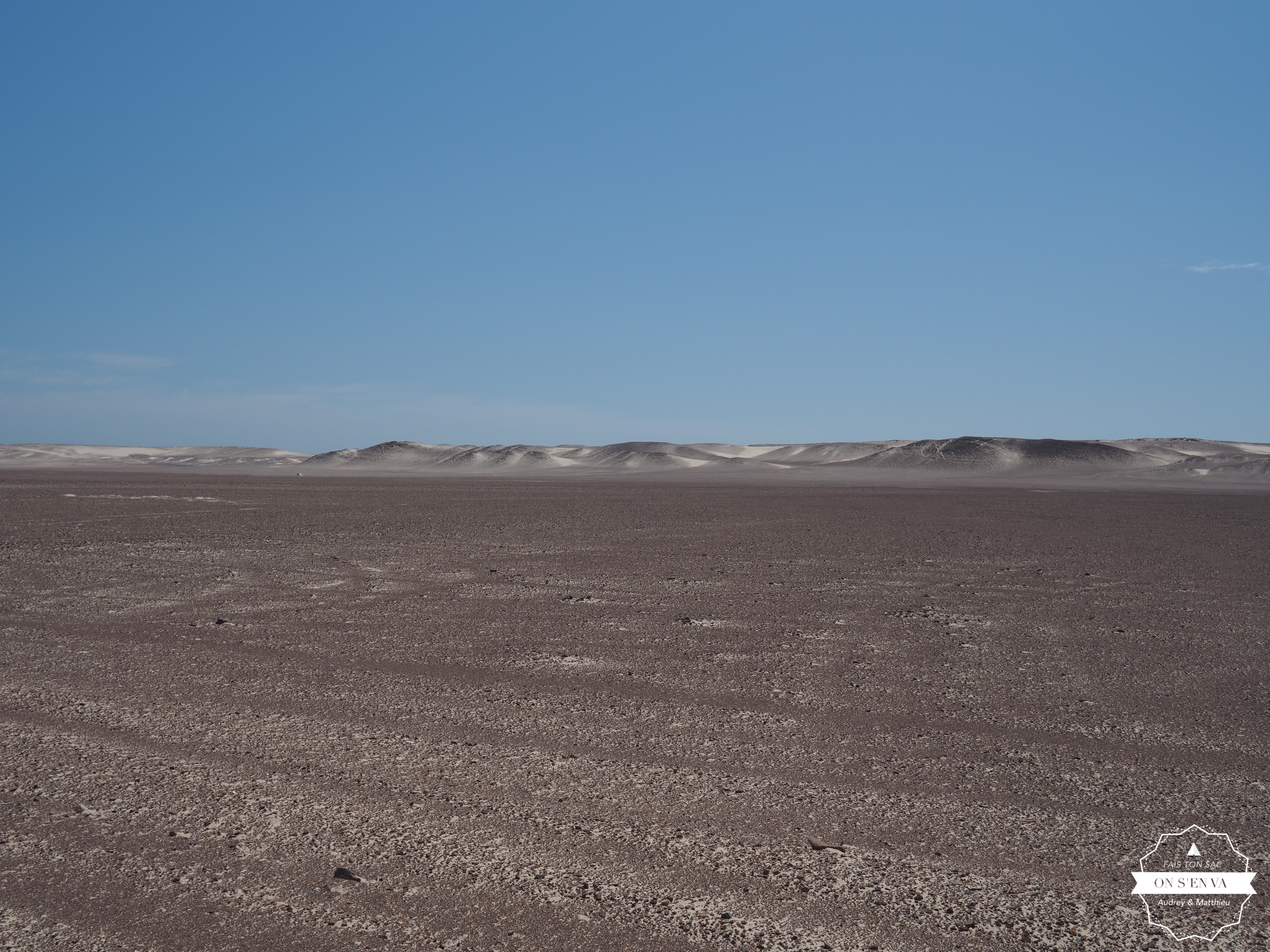 Des dunes...