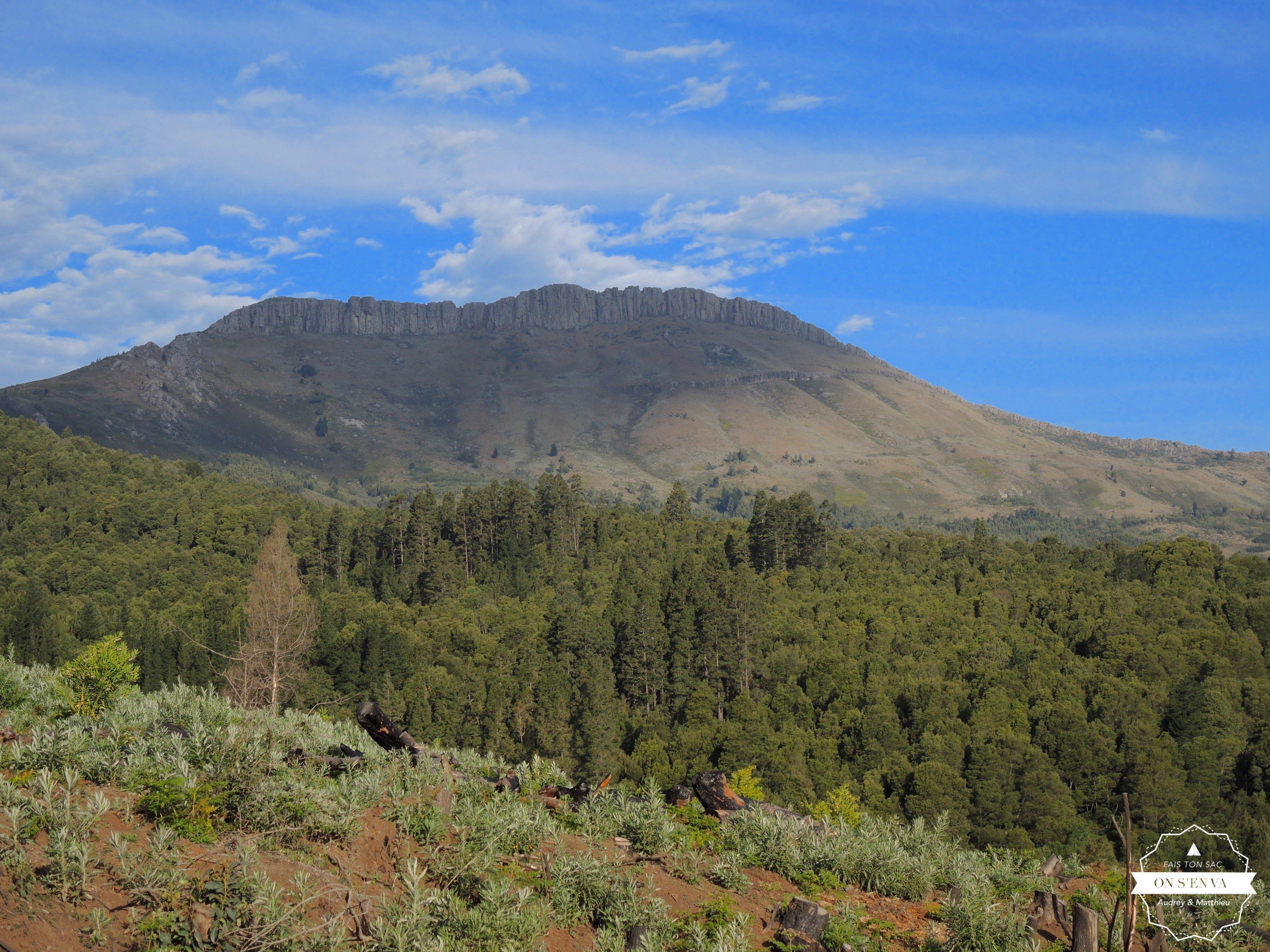 Les montagnes d'Hogsback
