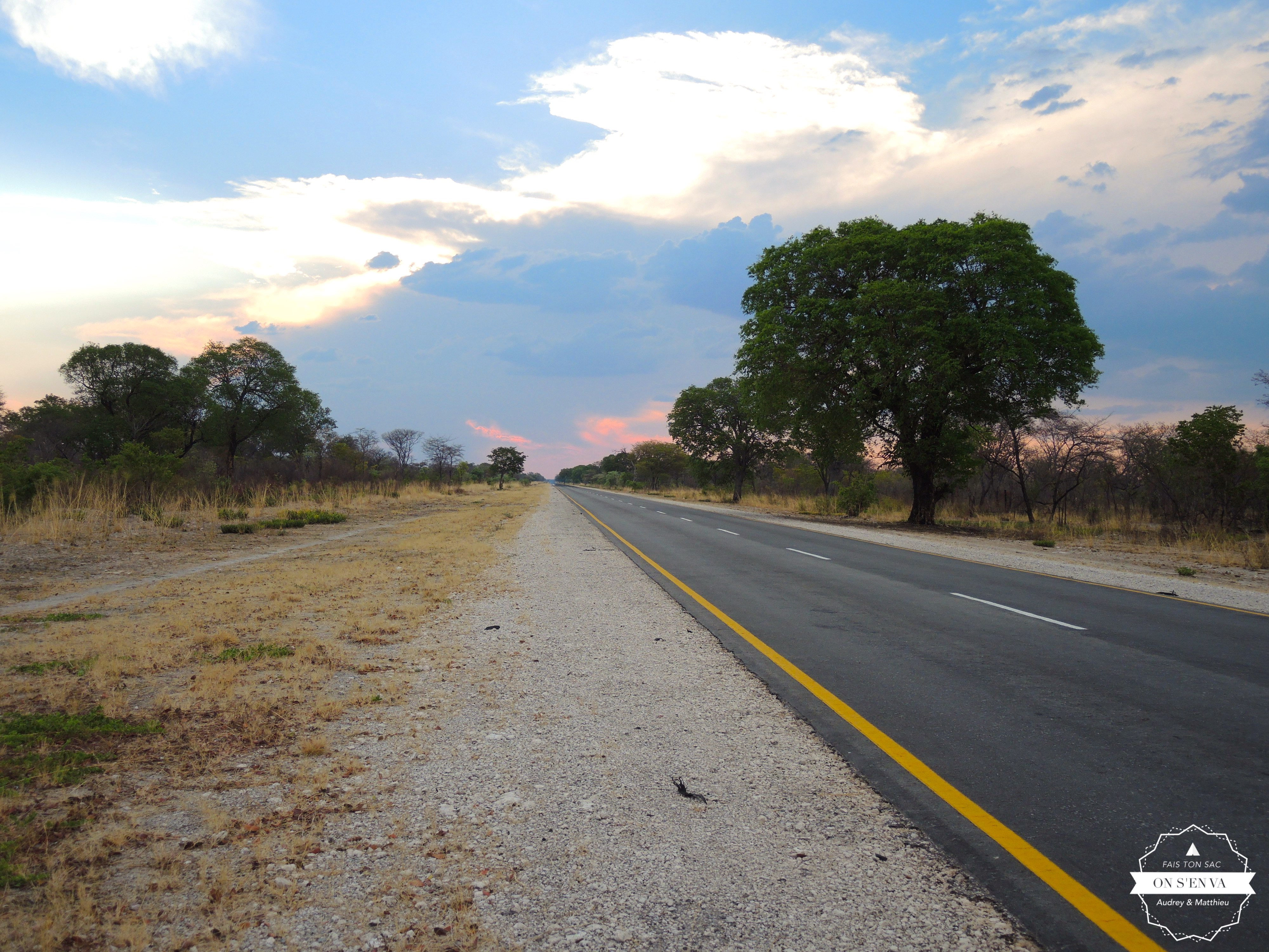 Samedi 12 novembre retour en Namibie