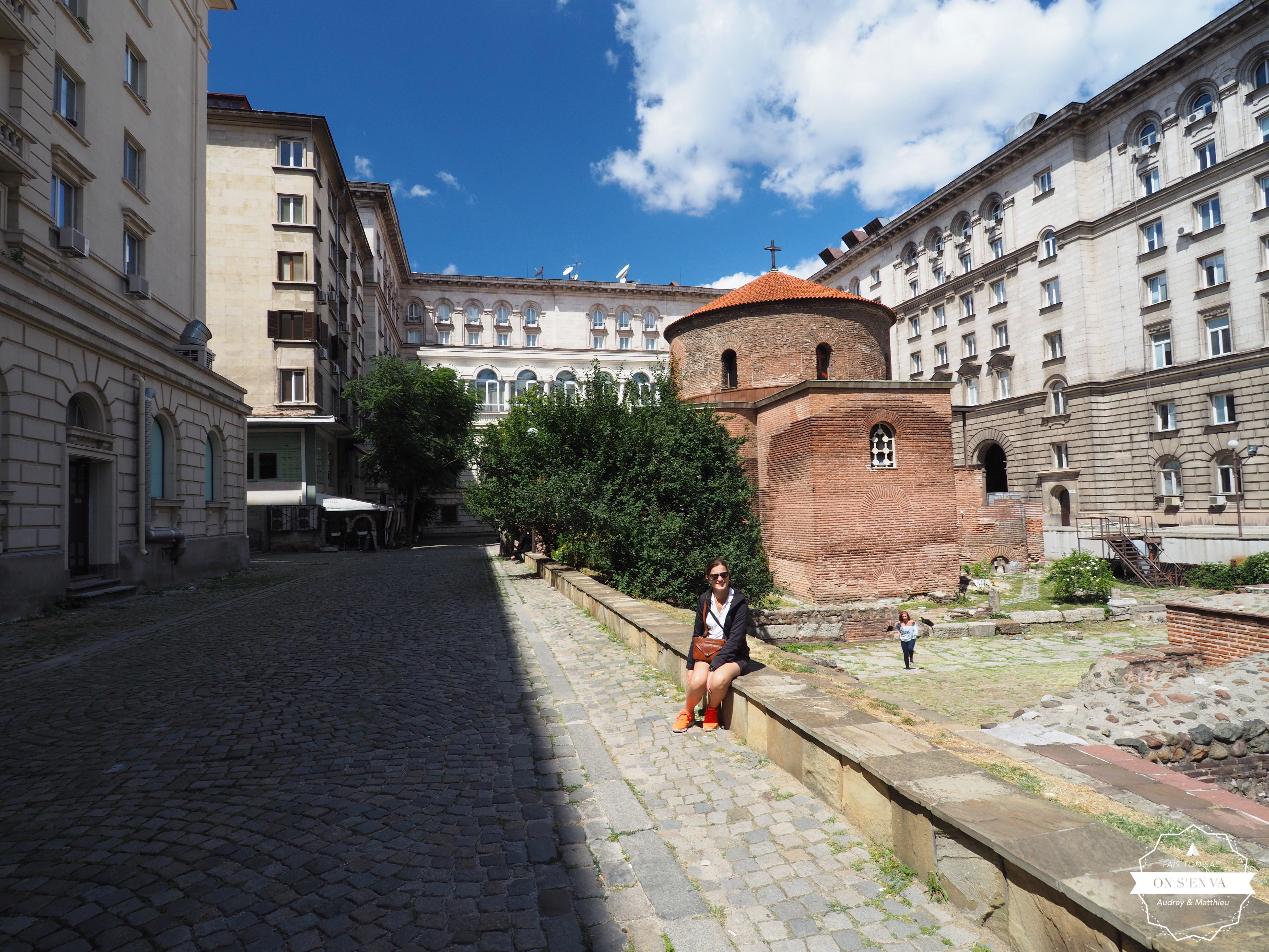 La plus vieille église de la ville