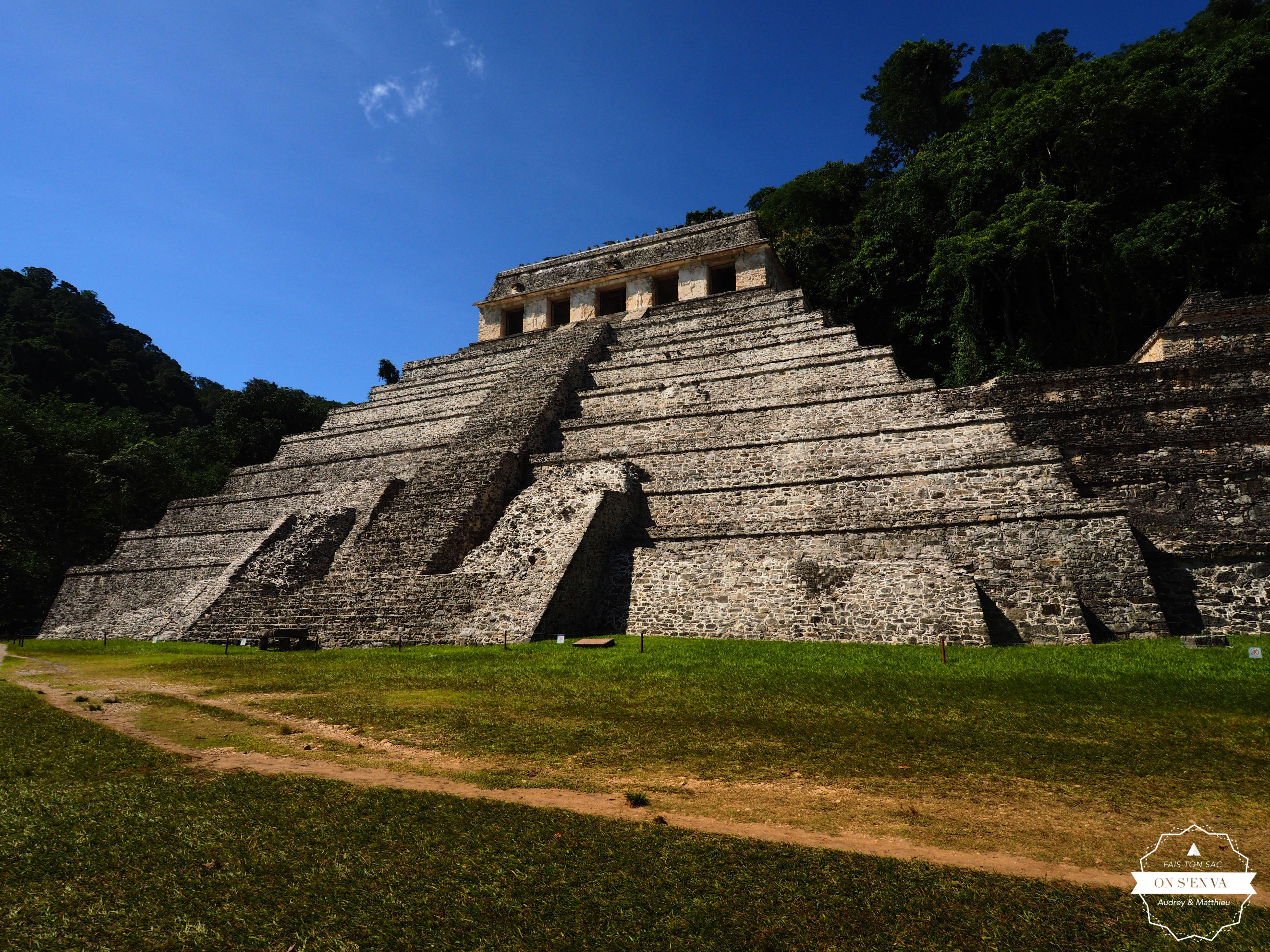 Et voici LE site de Palenque