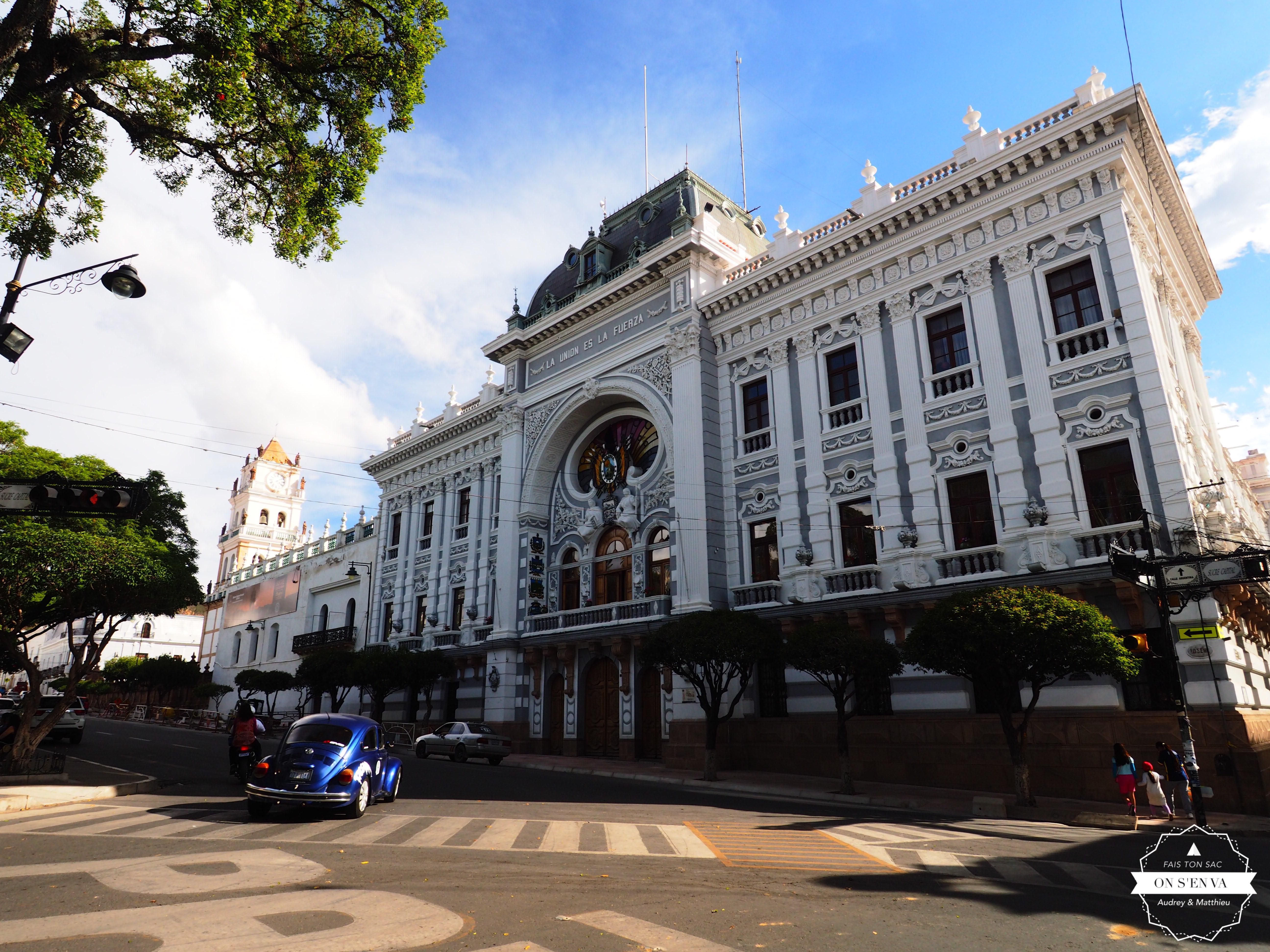 Palais du Département