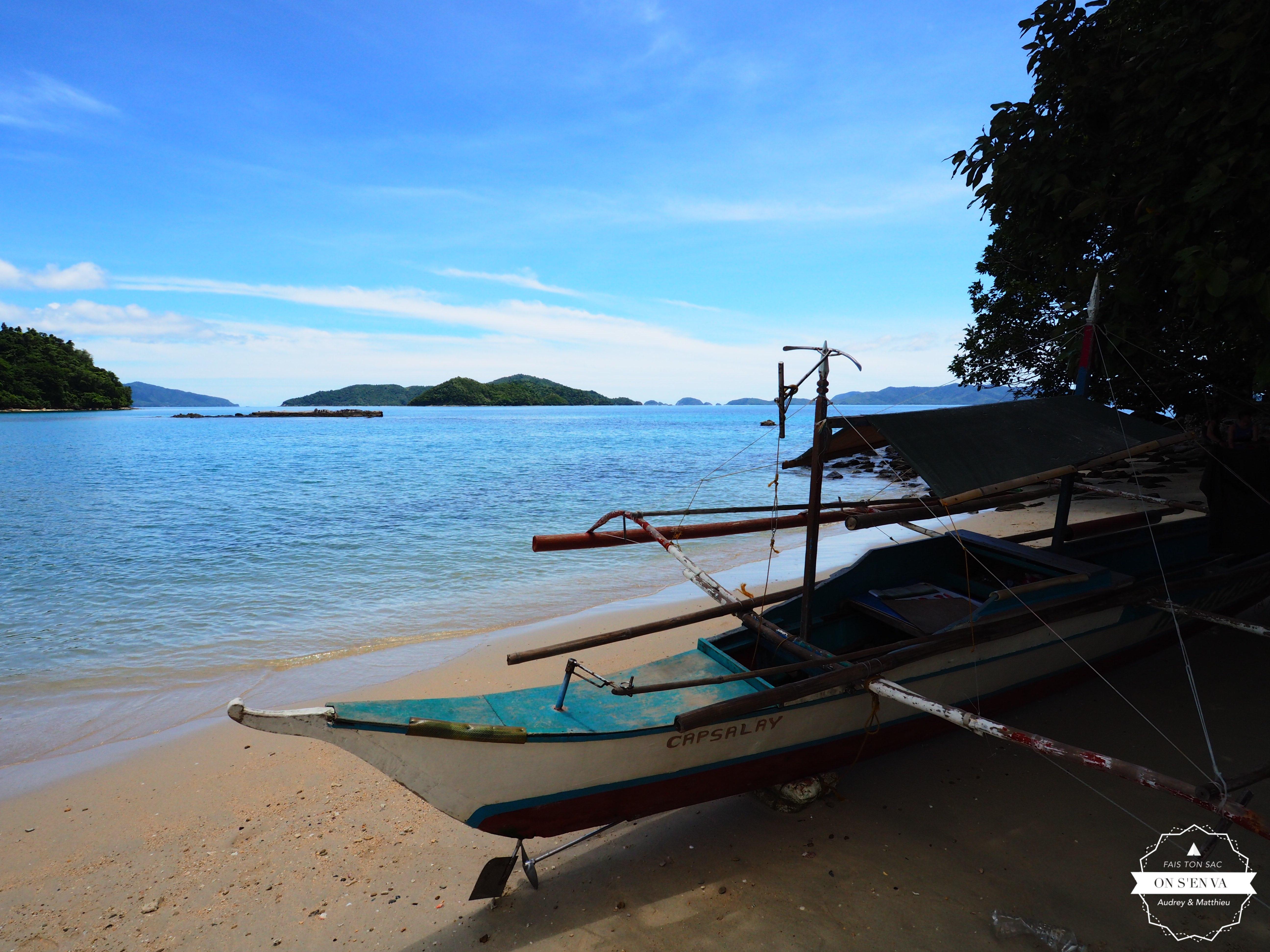 Journée entre les îles