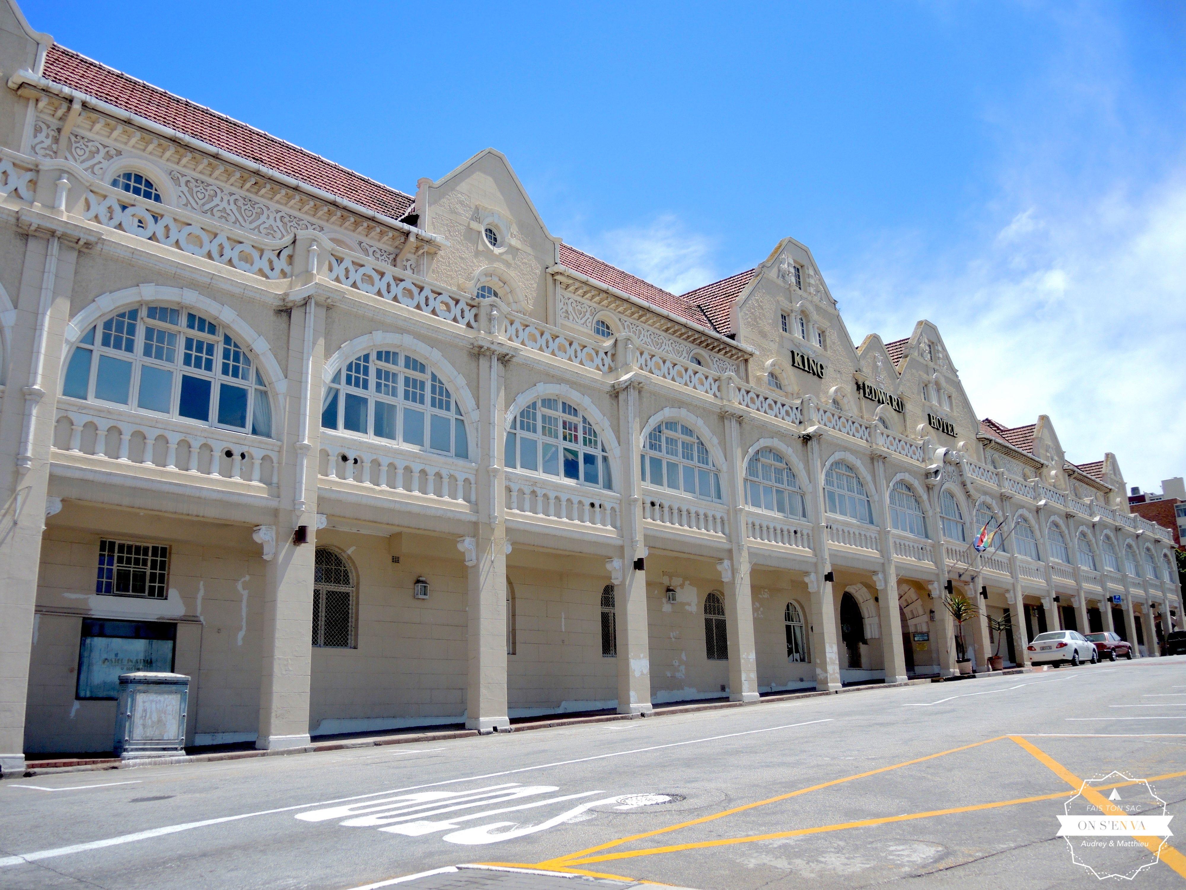 Hôtel, Port Elizabeth
