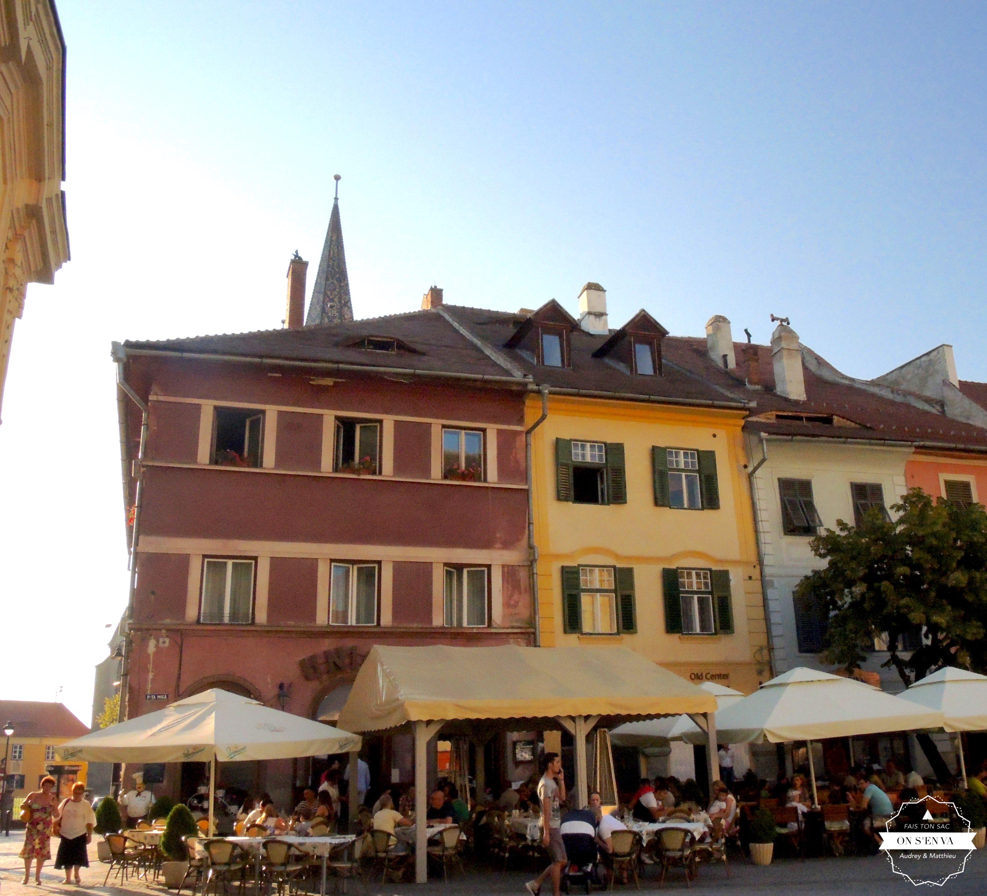 Sibiu, Piata Mare