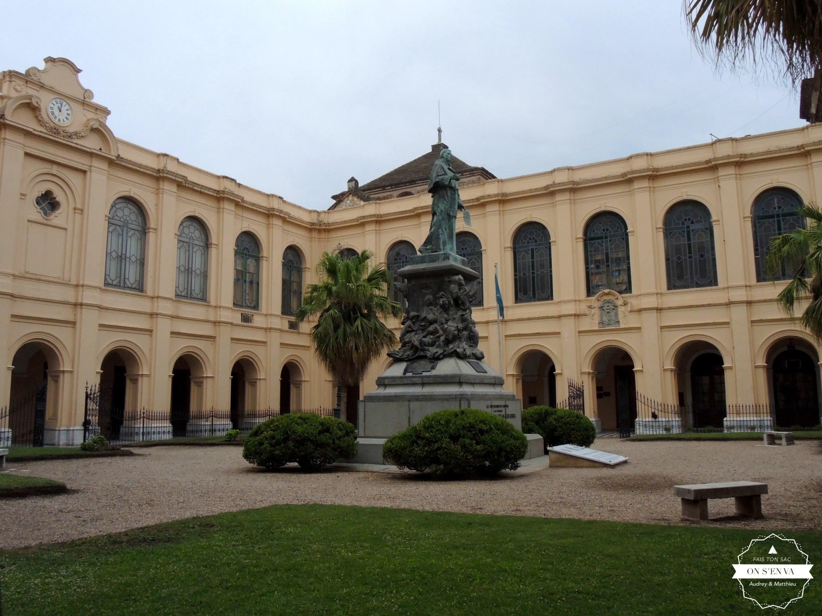 Cour de l'Université