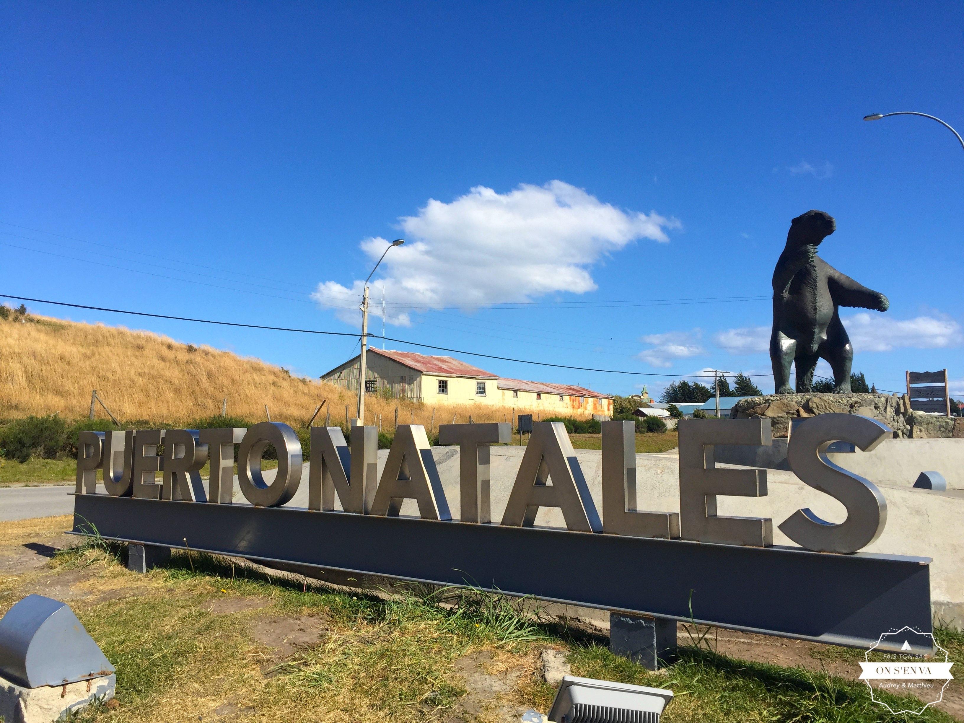 Bienvenidos en Puerto Natales