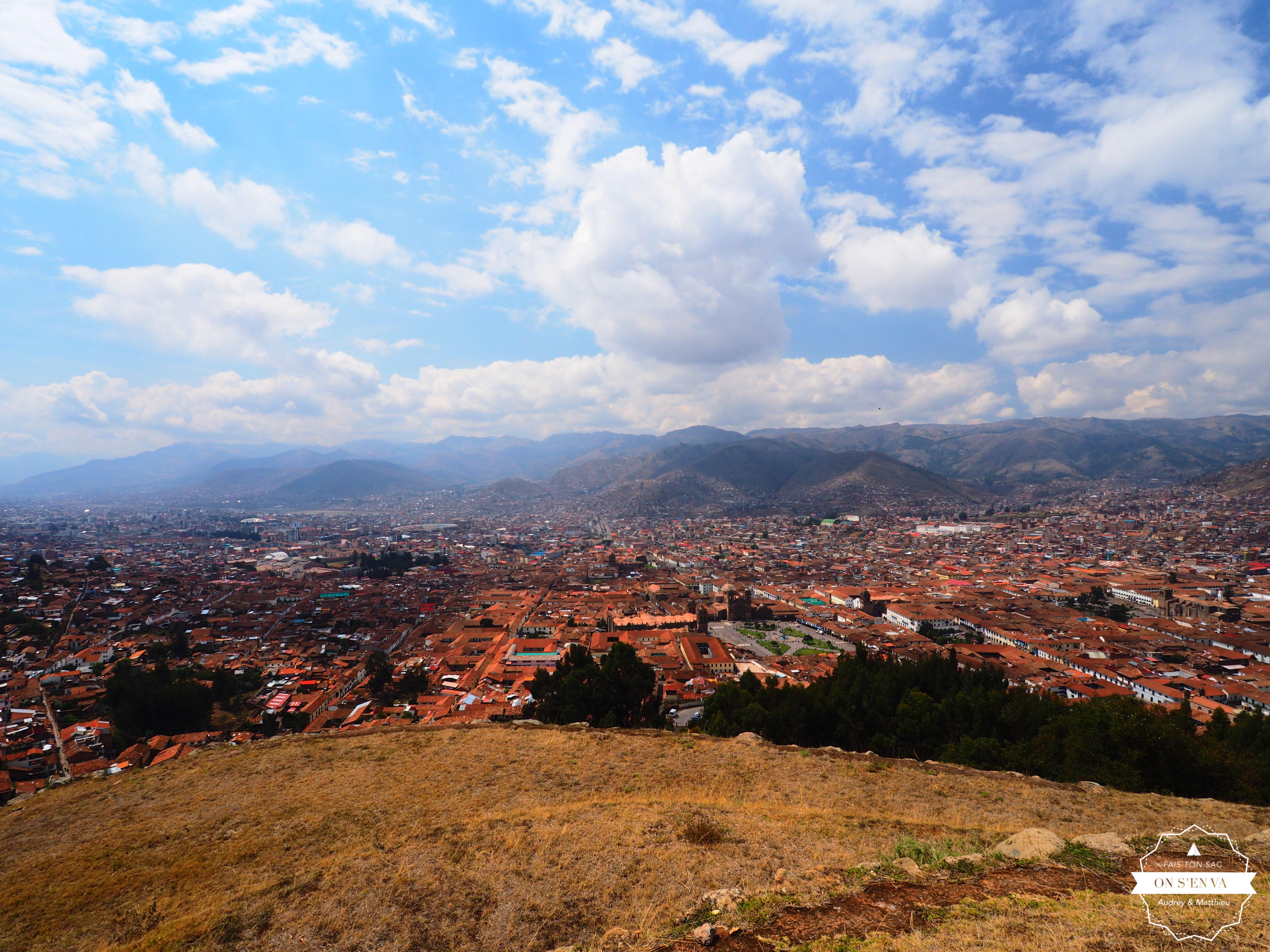 Arrivée à Cuzco