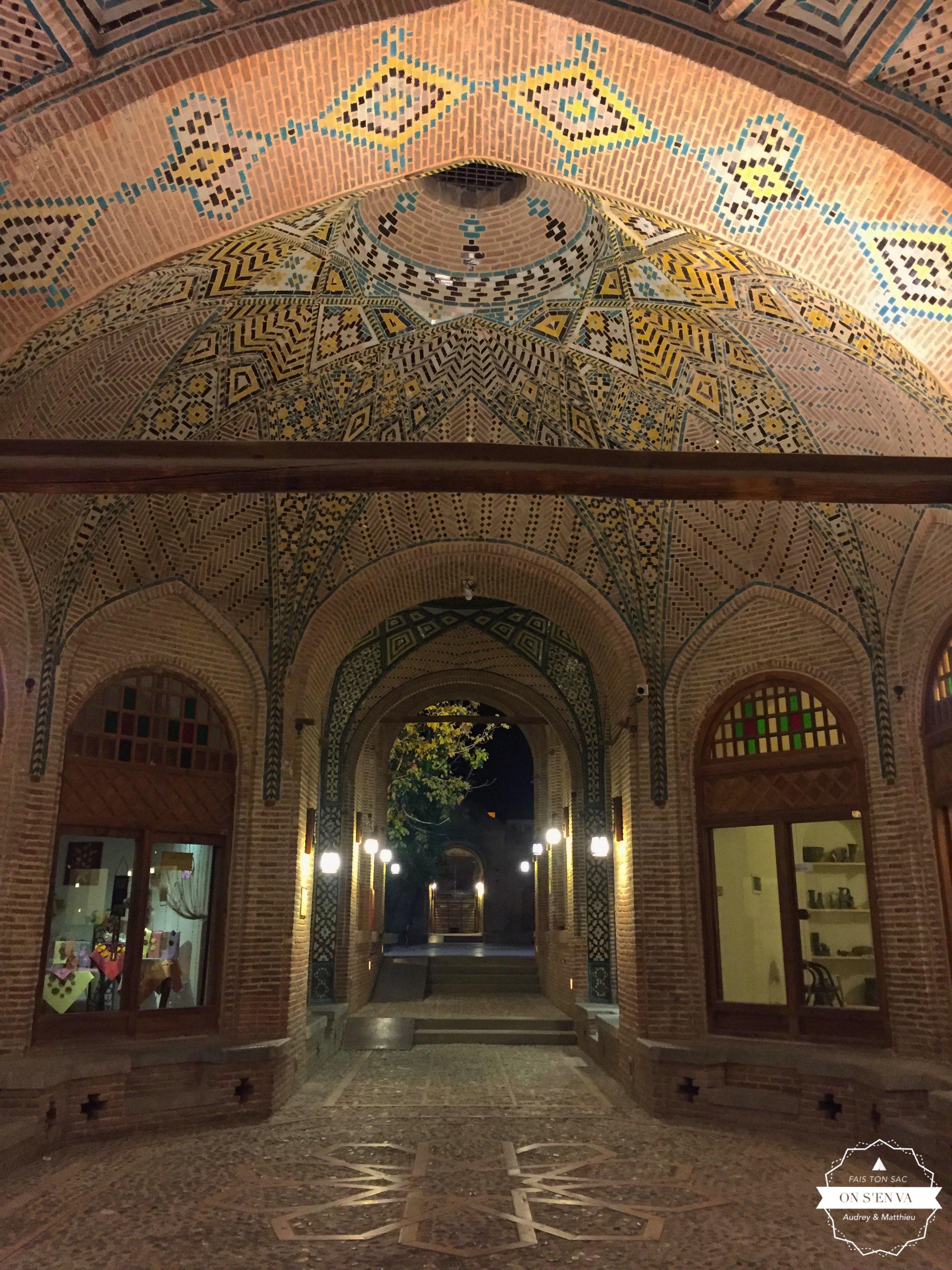 Bazar de Qazvin