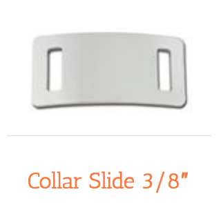 "3/8"" Chrome Collar Slide"