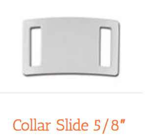 "5/8"" Chrome Collar Slide"