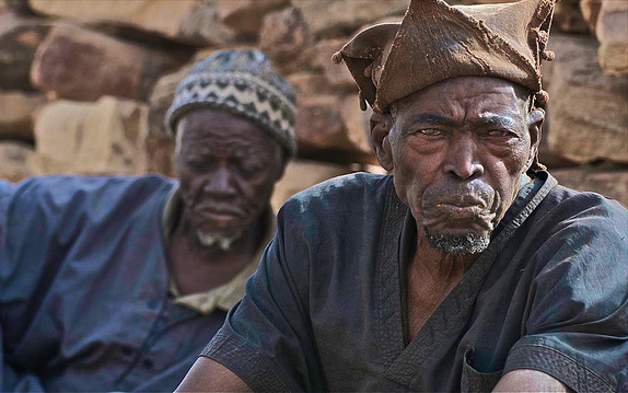 The Dogon Tribe of W. Mali