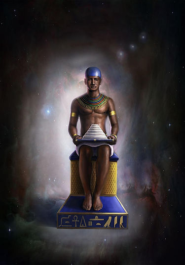 Imhotep, the African